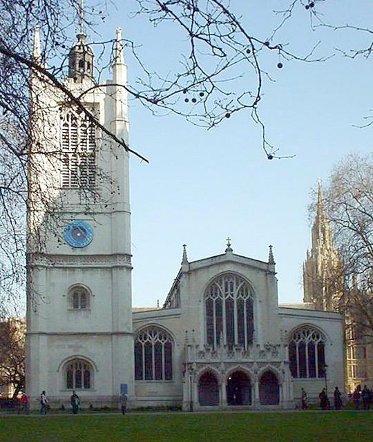 세인트 마거릿 교회 (웨스트민스터)
