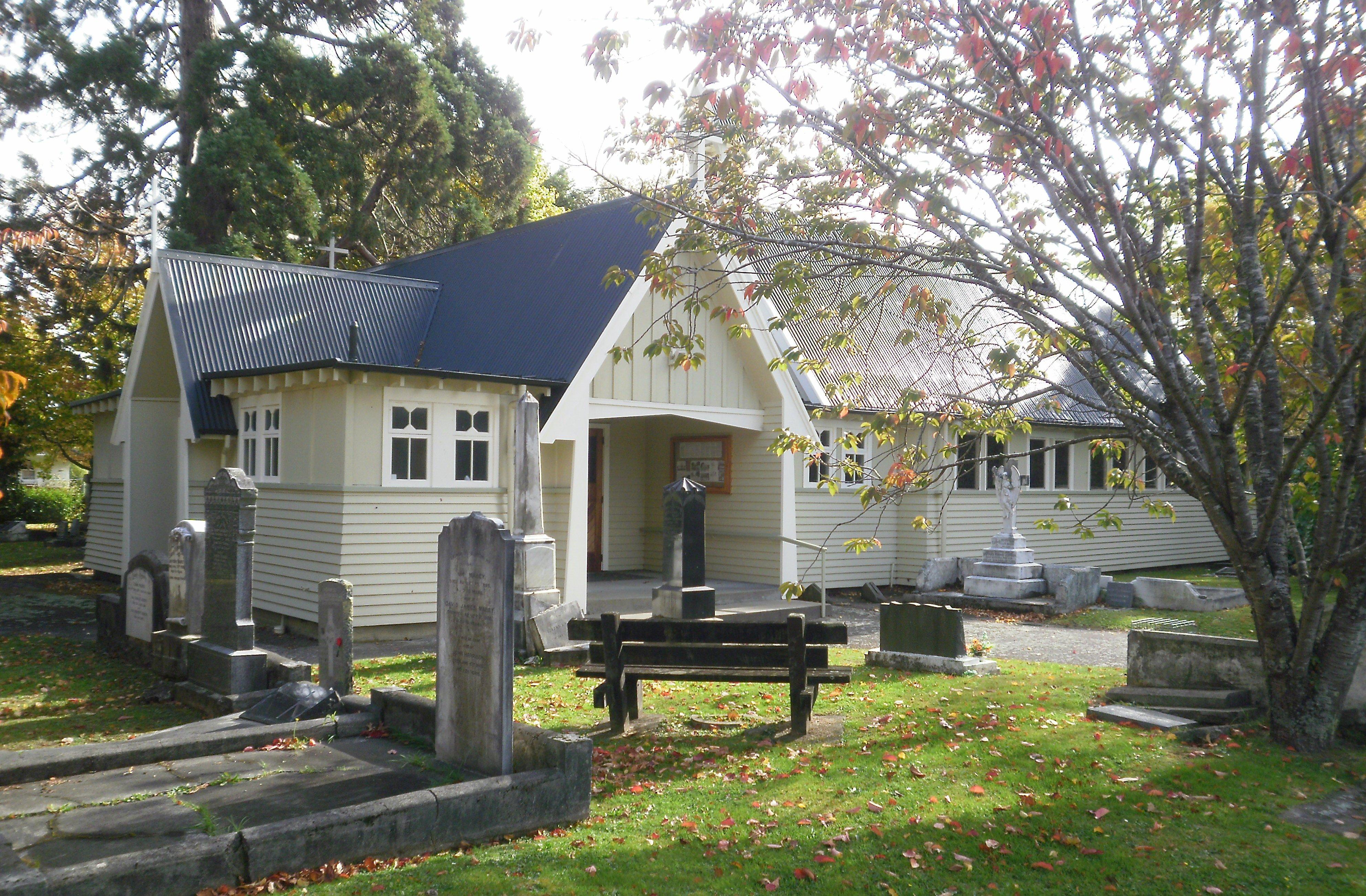 St John S Anglican Church Trentham Wikipedia