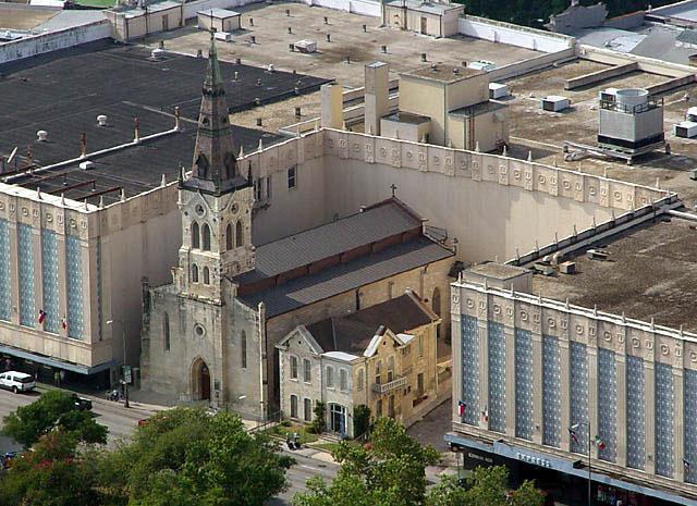 San antonio catholic