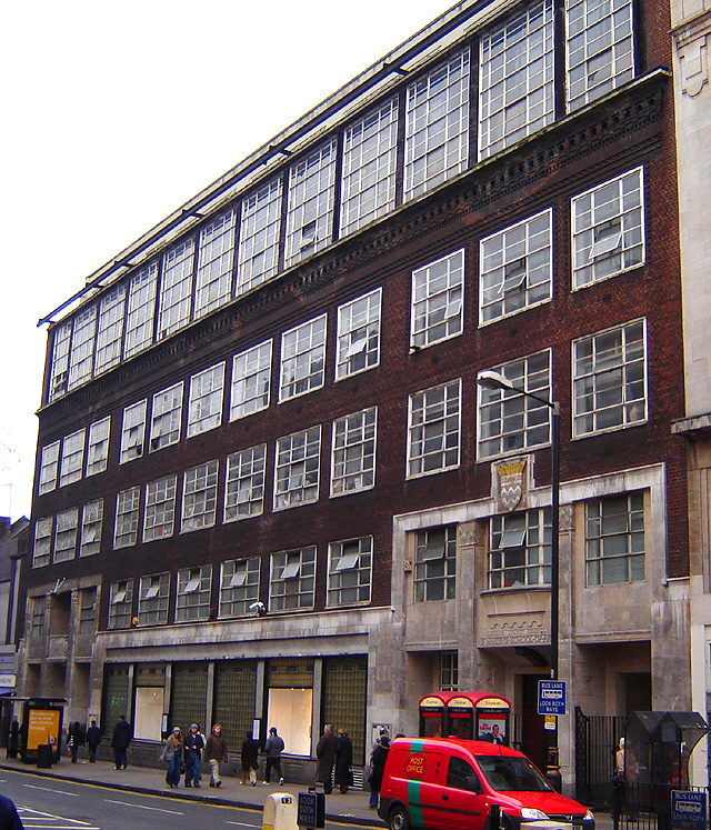St Martin's School of Art