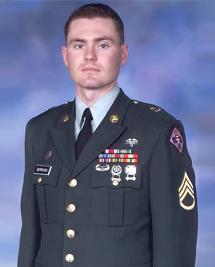 Russell Adam Burnham US Army soldier