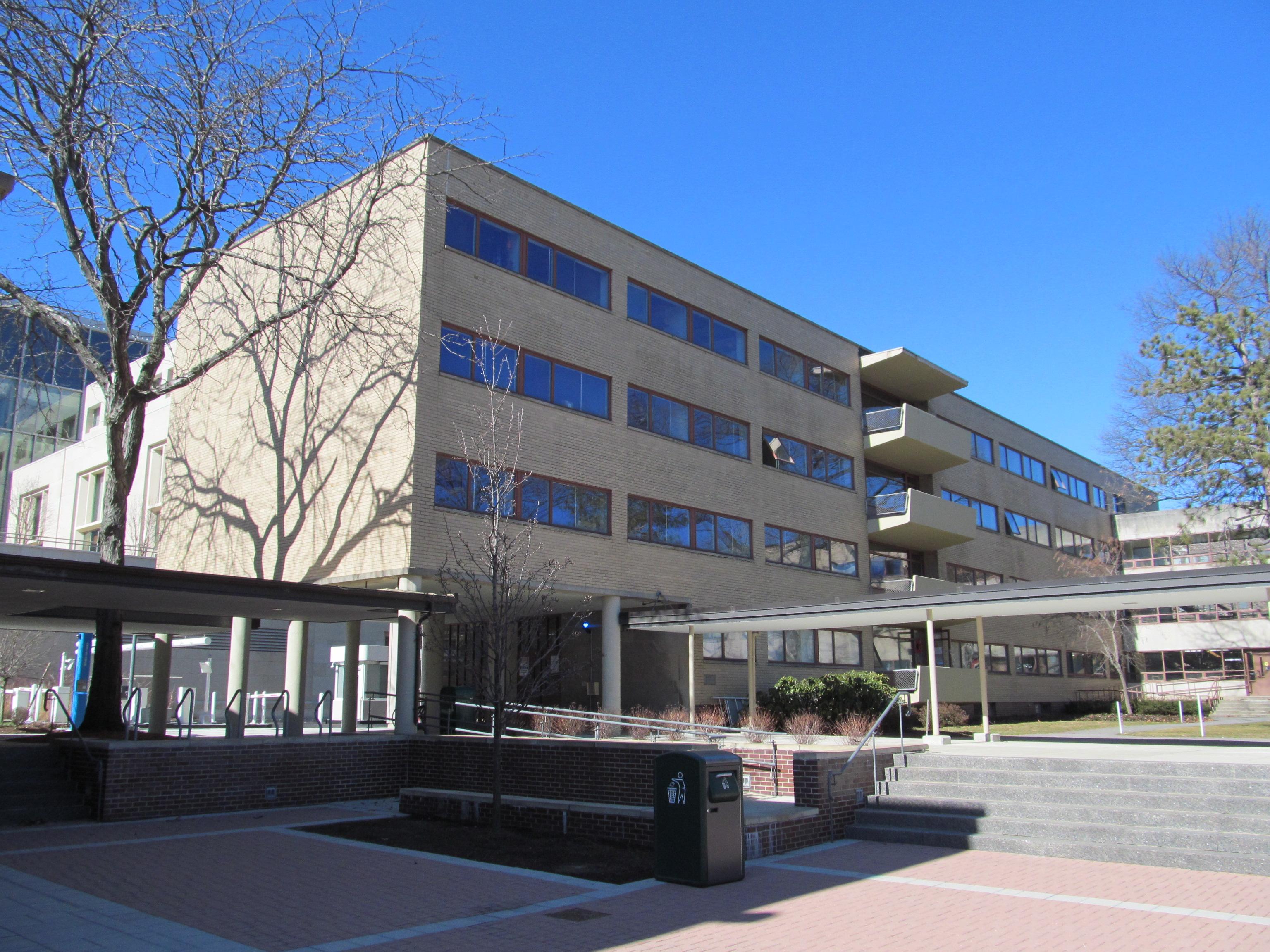 Harvard Graduate Center