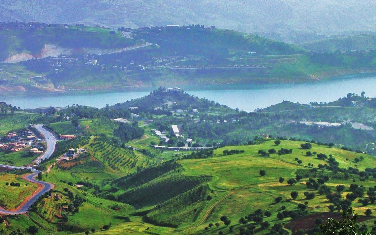 جوانترین وێنهی كوردستان-Beautiful Picture Of Kurdistan-اجمل صورة من كردستان
