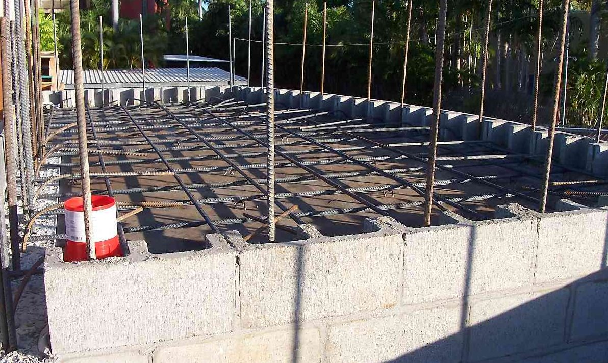 insitu reinforcement concrete In situ concrete suspended floors an in situ concrete suspended floor is one constructed with reinforced concrete and designed to carry its own weight and any imposed a loading, spanning between supporting members in a structure.