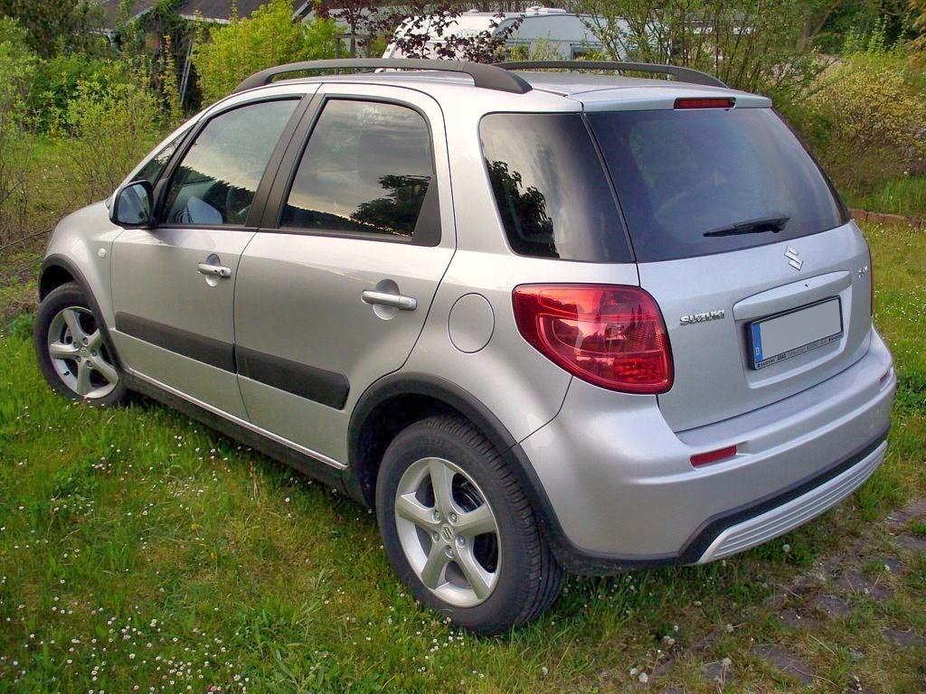 Suzuki Sx Hatchback