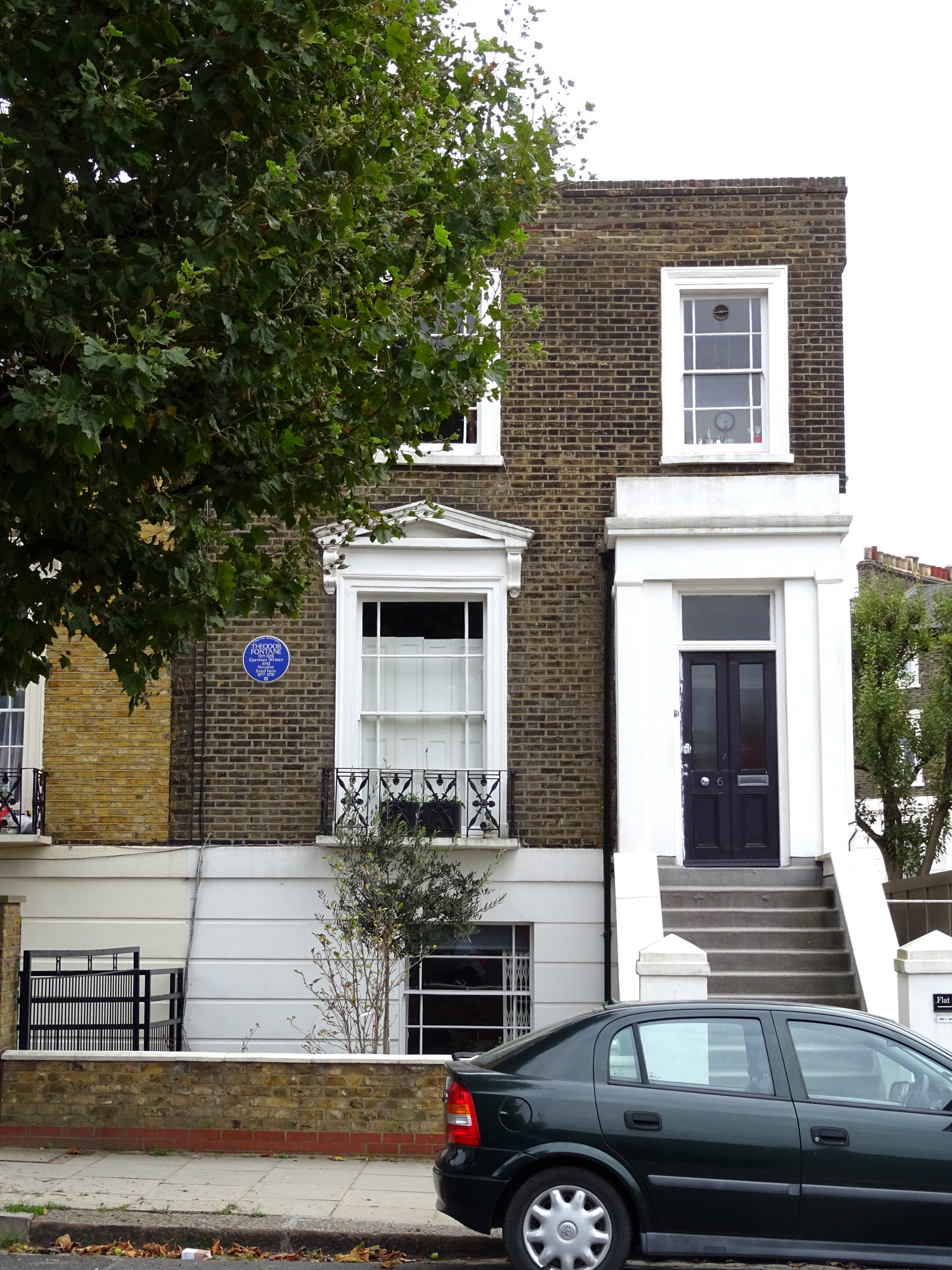 File THEODOR FONTANE 6 St Augustine S Road Camden London NW1 9RN