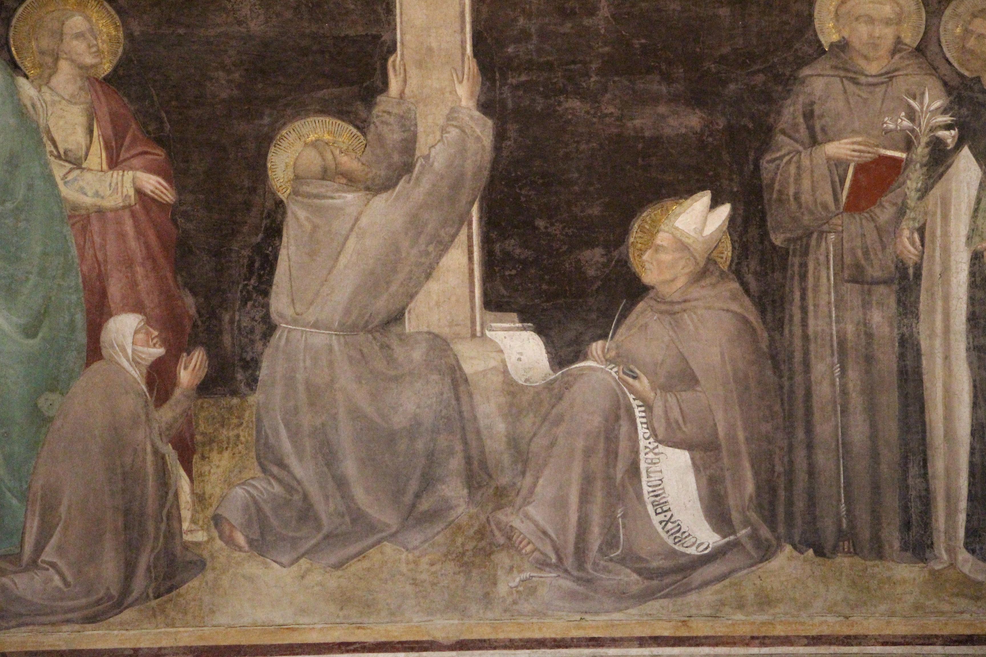Taddeo gaddi, Albero della Vita, 12.JPG