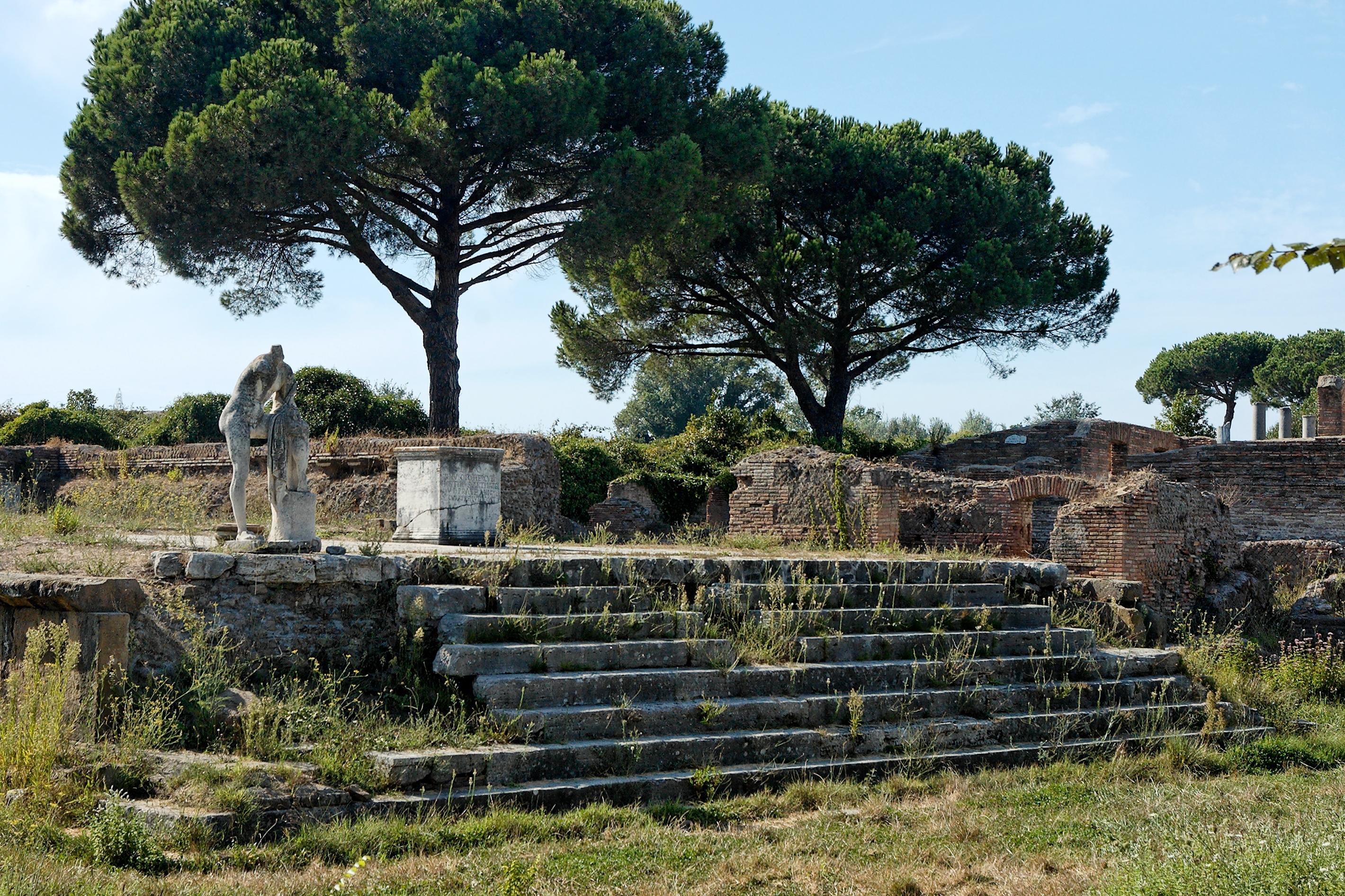 Ostia (città antica) - Wikipedia