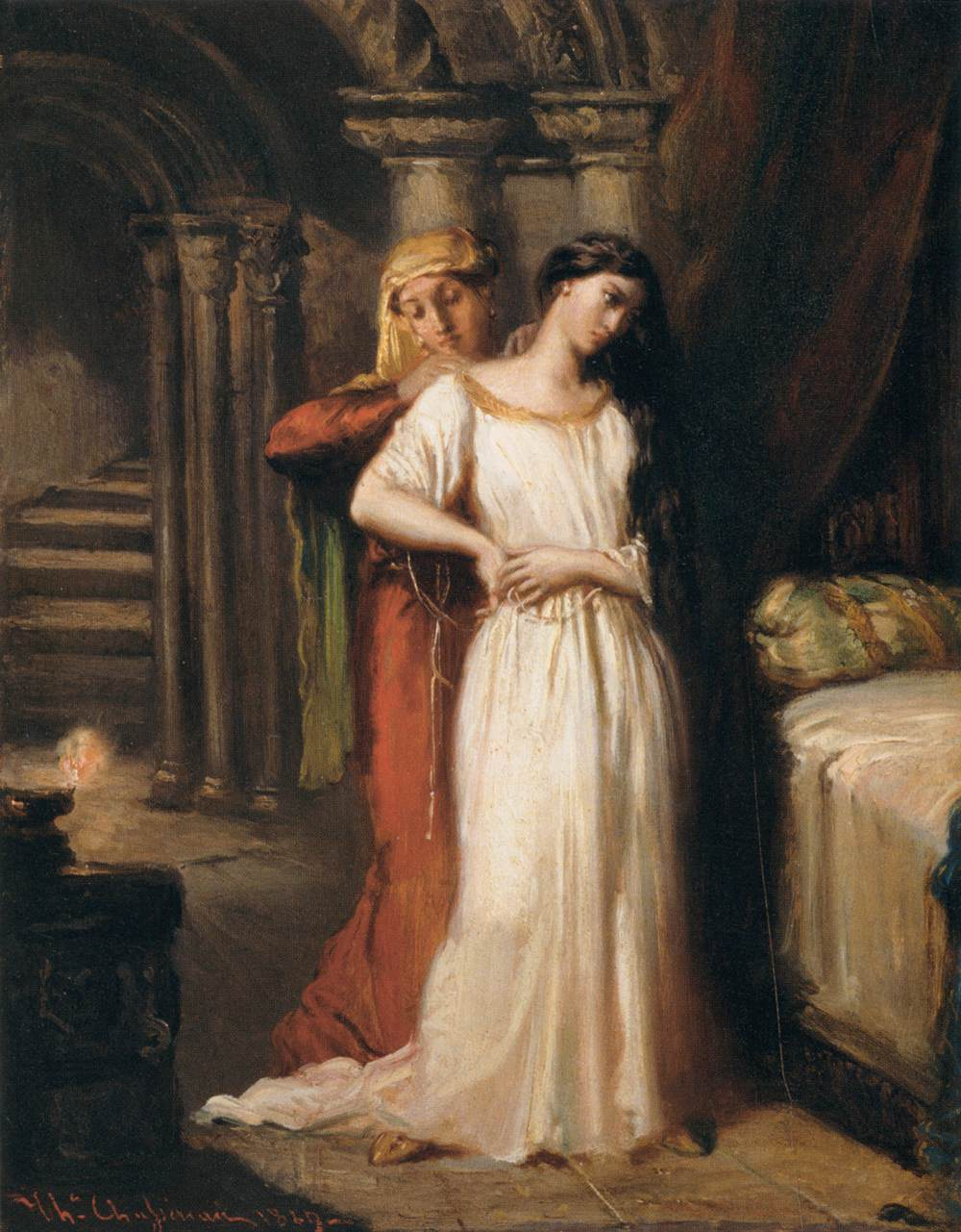 the virtue of desdemona in william shakespeares play the tragedy of othello