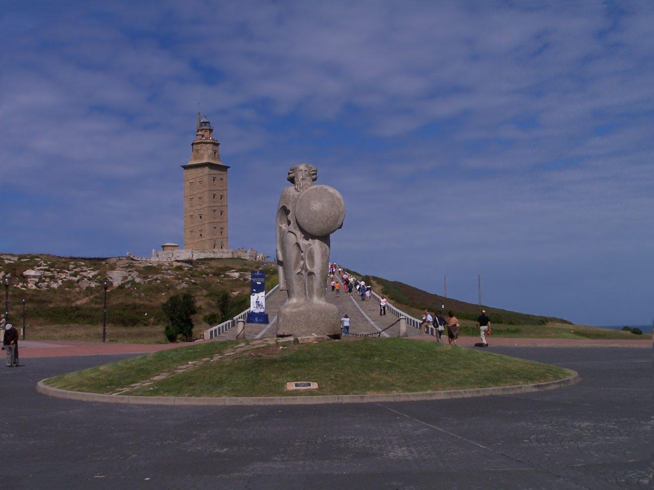 La Coruna Spain  city photo : Ficheiro orixinal  1.300 × 975 píxeles; tamaño do ficheiro: 114 ...