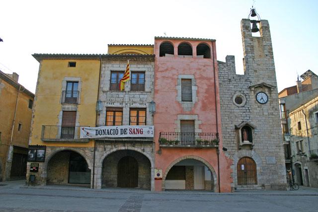 Torroella de Montgri Spain  city images : Torroella de montgri plassa de la vila
