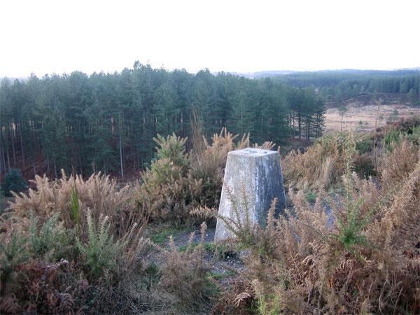 Woolsbarrow Hillfort
