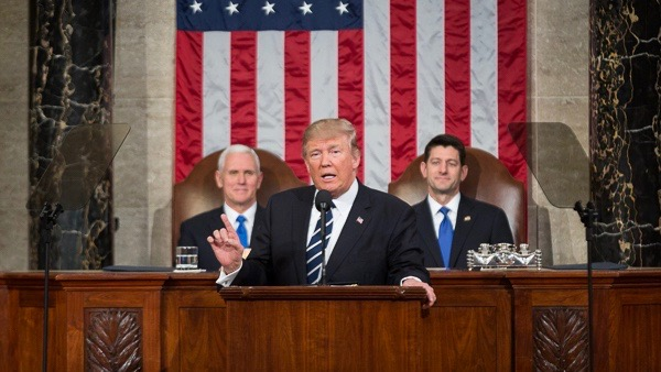 Trump address to joint session of Congress 2