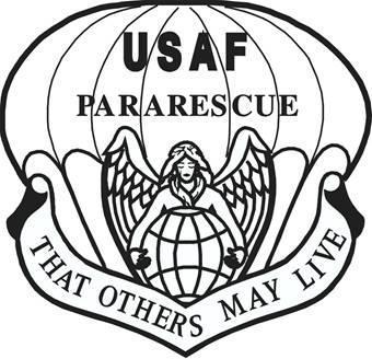USAF Pararescue Flash