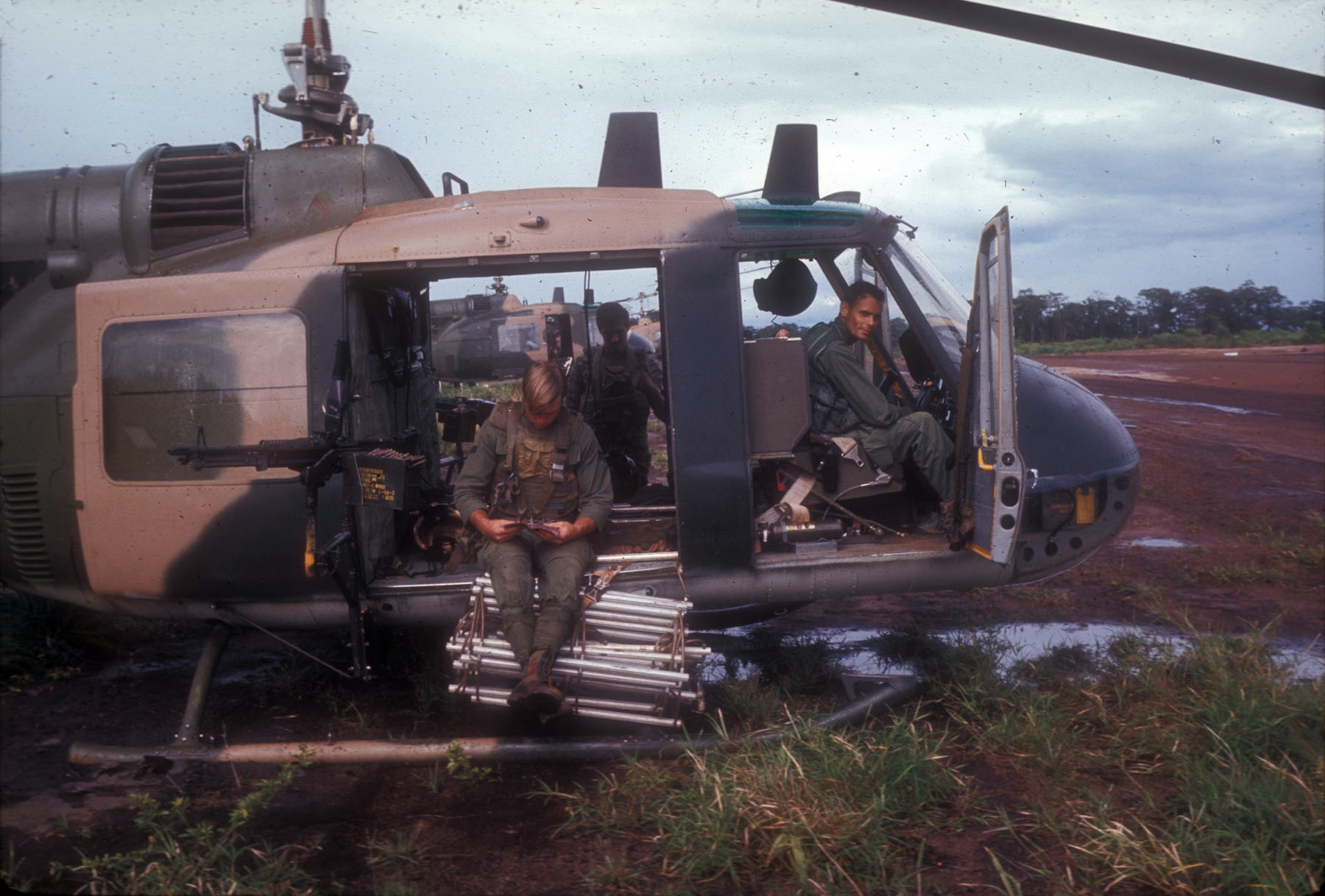 helicopter uh 1 with File Usaf Uh 1p 20th Sos With Crew C1970 on Home Cockpits Emmanual Mozzi Uh 60 in addition  also Bristol University College further 168318 Usa Marine Corps Bell Uh 1y Venom also Watch.