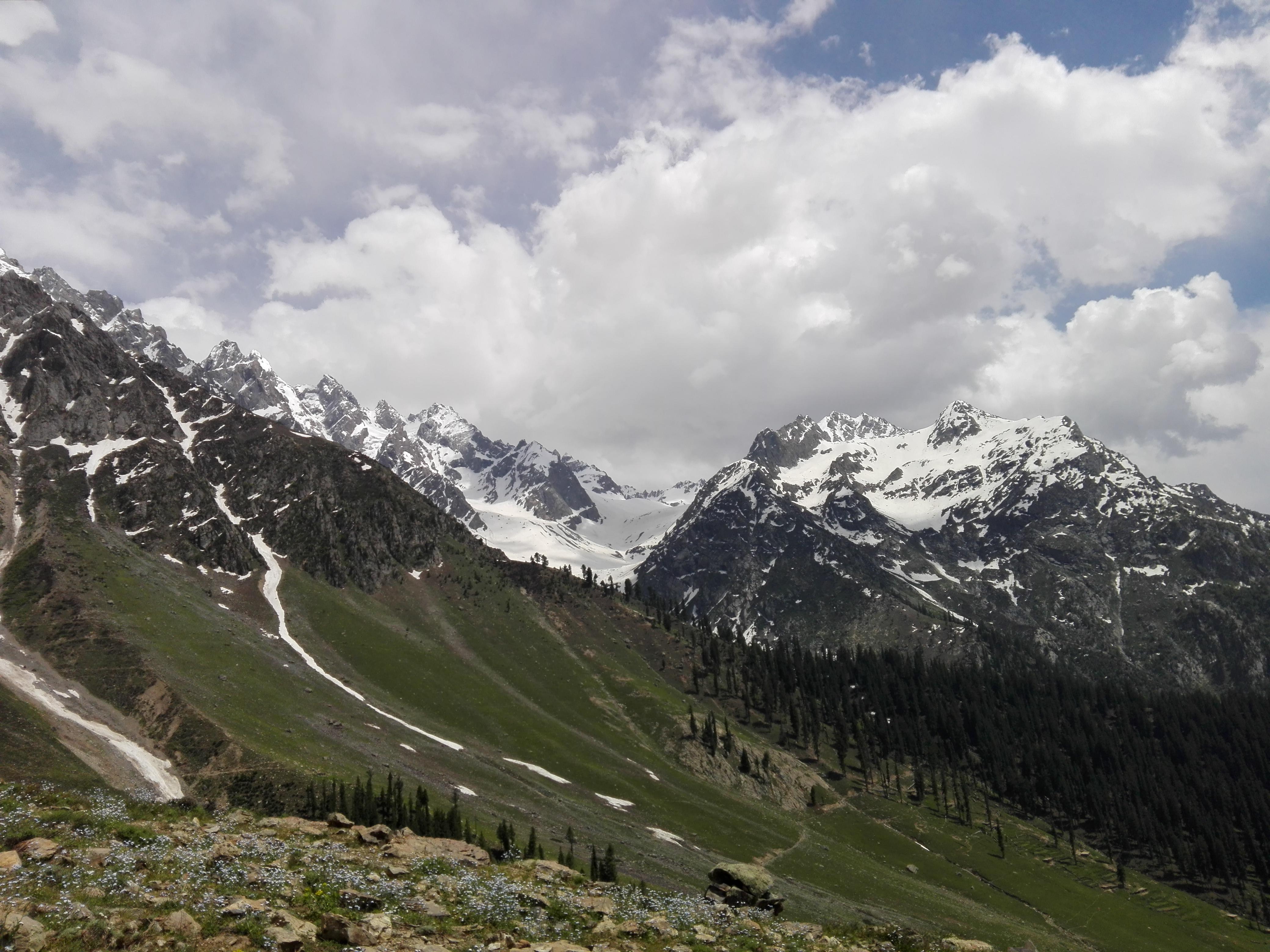 File:Ushu Glaciers, Swat Valley Pakistan.jpg