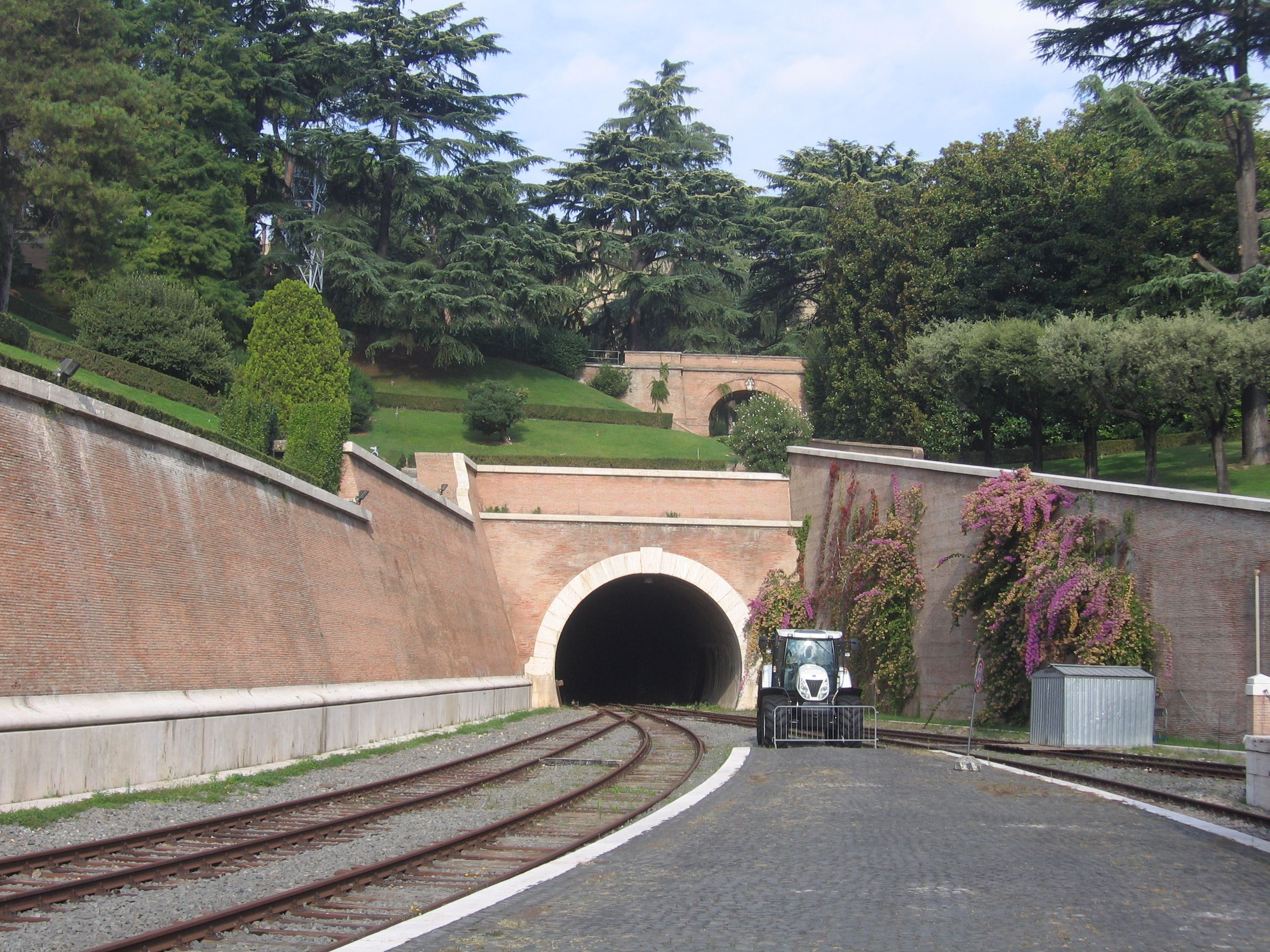 Image result for vatican tunnels