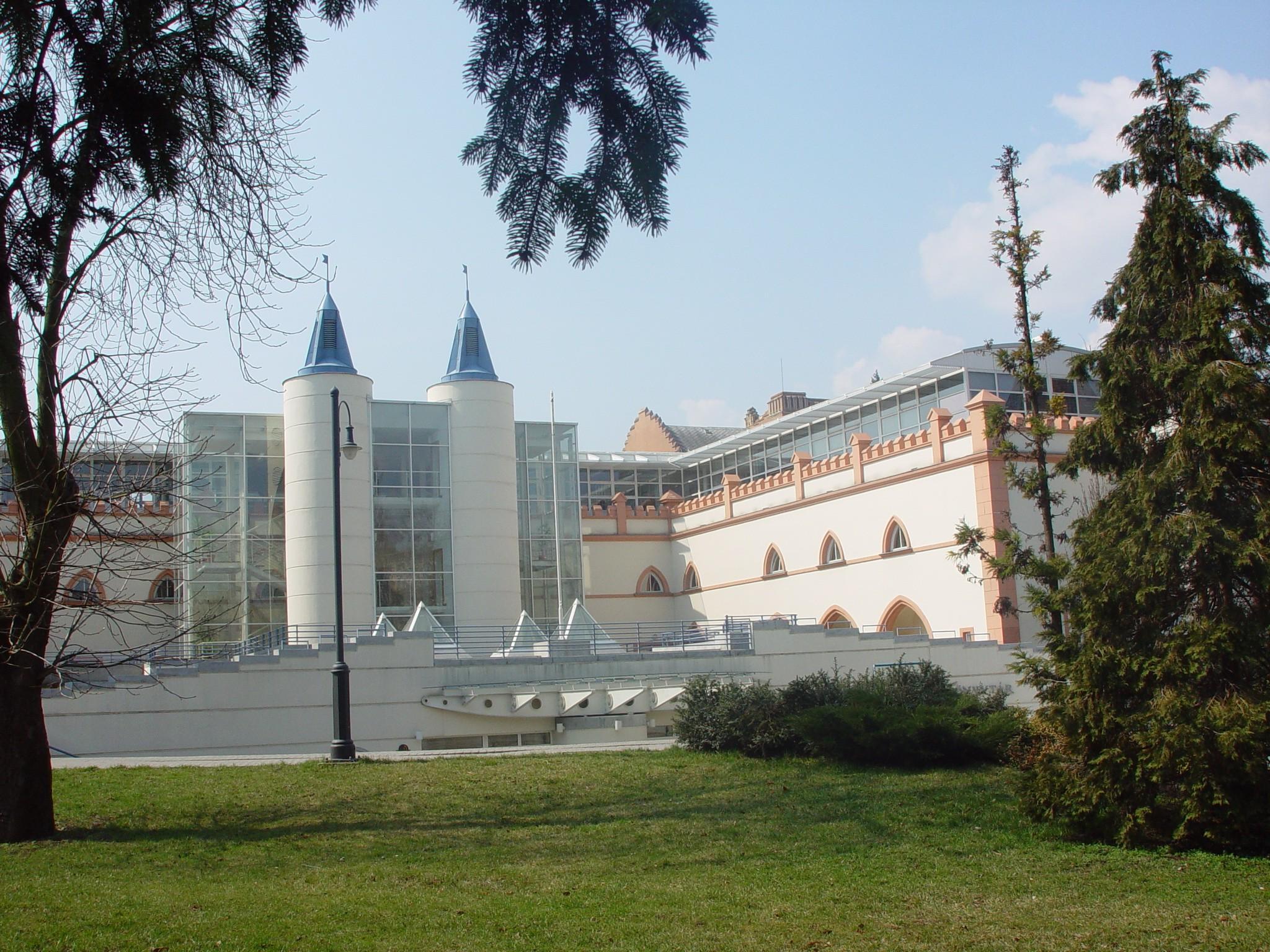 Veszprem Hungary  City pictures : Veszprem County Library Hungary