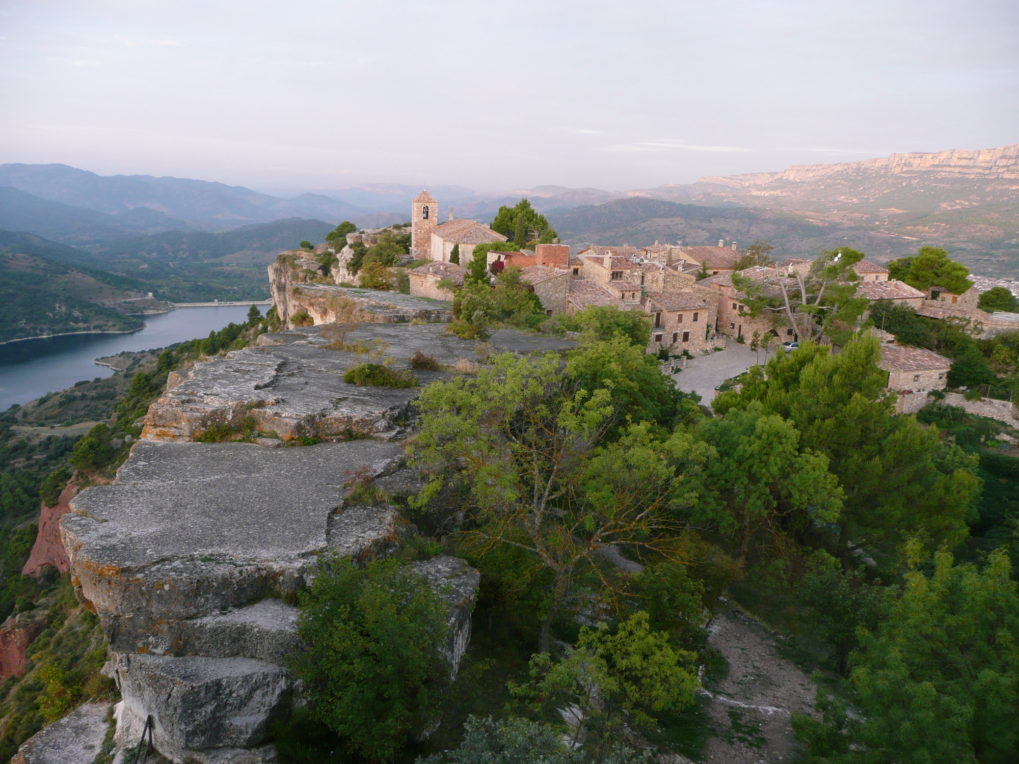 Village de Siurana (Tarragone)