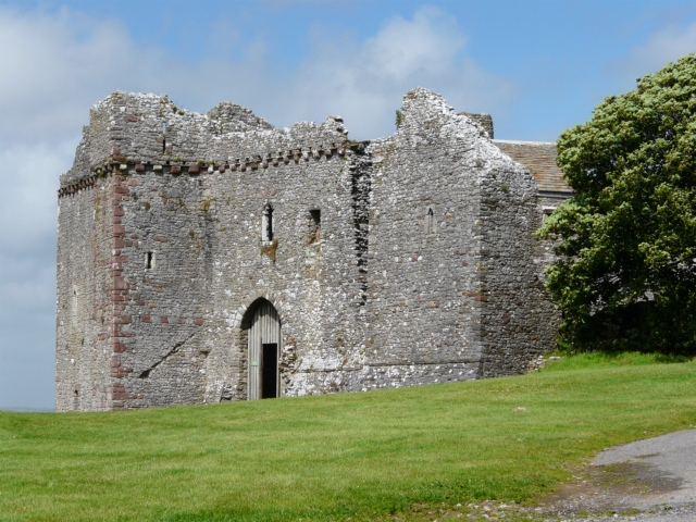 File Weobley Castle