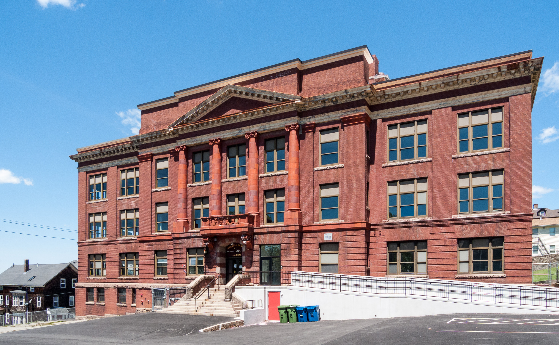 File:Westall School, Fall River, Massachusetts.jpg - Wikimedia Commons