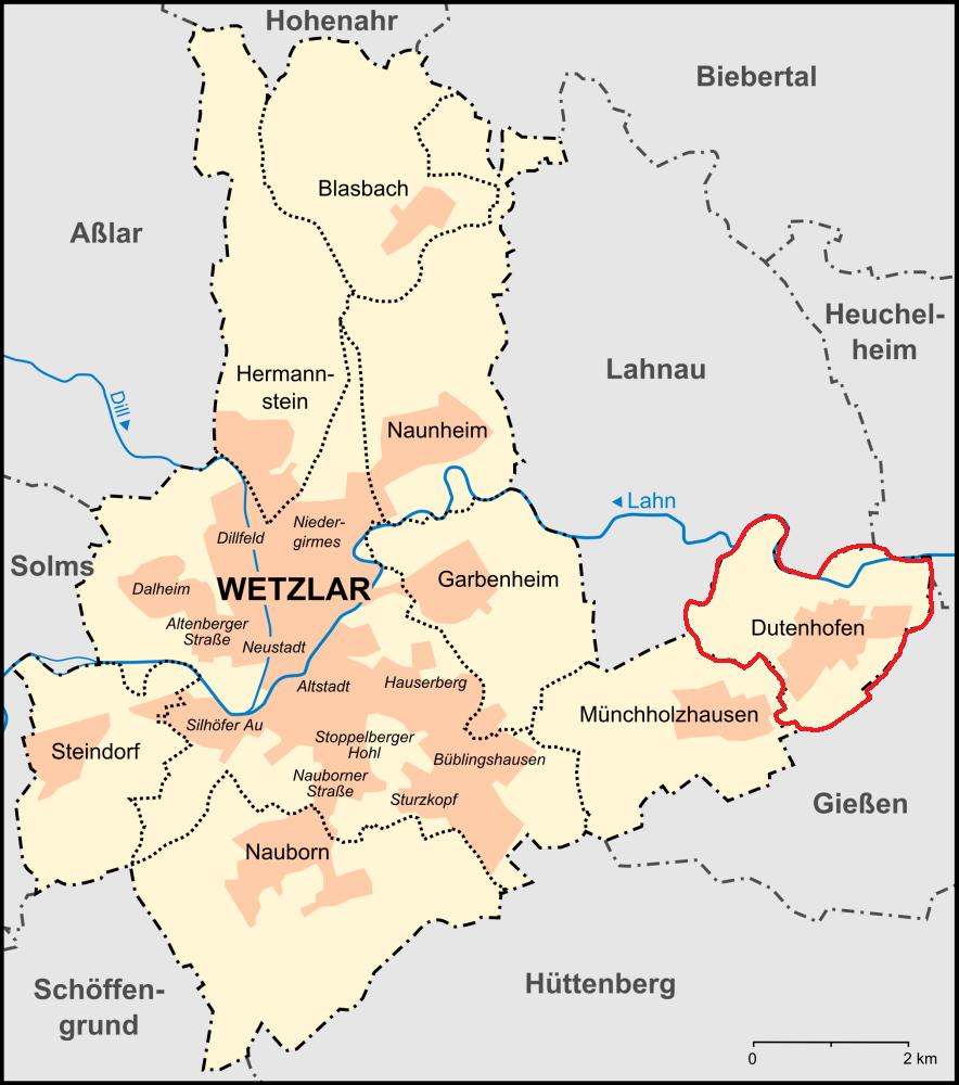 Dutenhofen Wetzlar