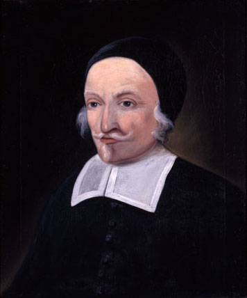 John Wheelwright Colonial American clergyman