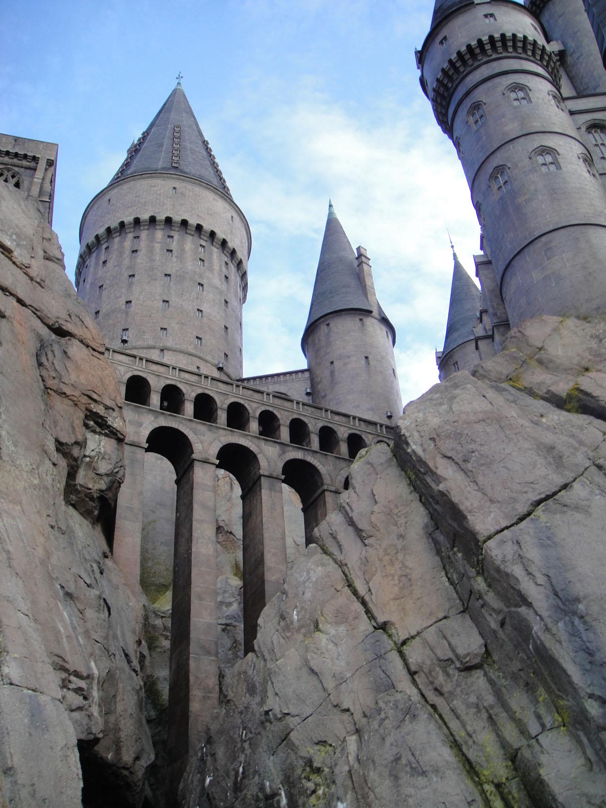 Building Hogwarts In Hypixel Housing