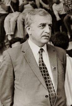 Zviad Gamsakhurdia, Tbilisi, 1988