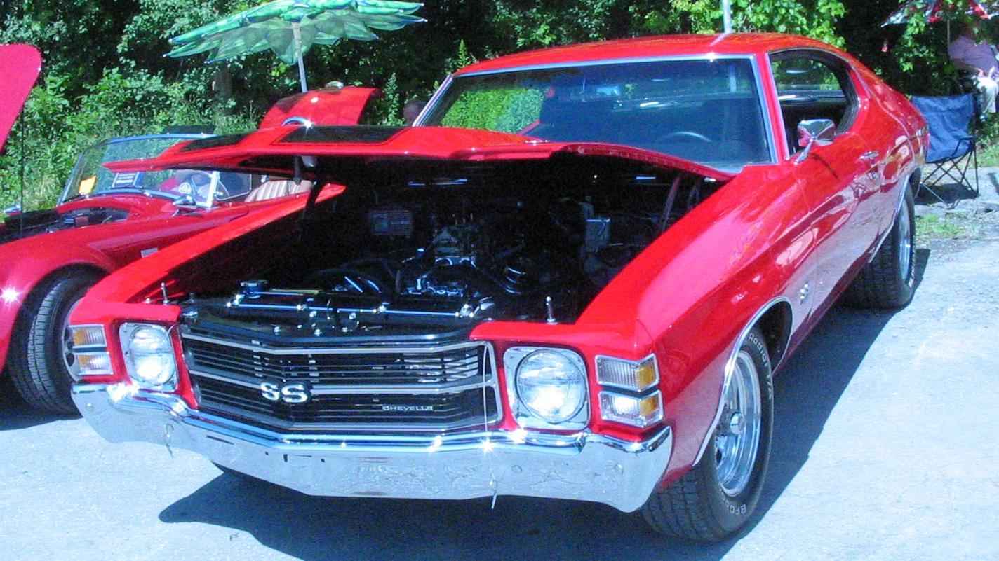 All Chevy 71 chevrolet : File:'71 Chevrolet Chevelle SS (Auto classique Laval '11).JPG ...