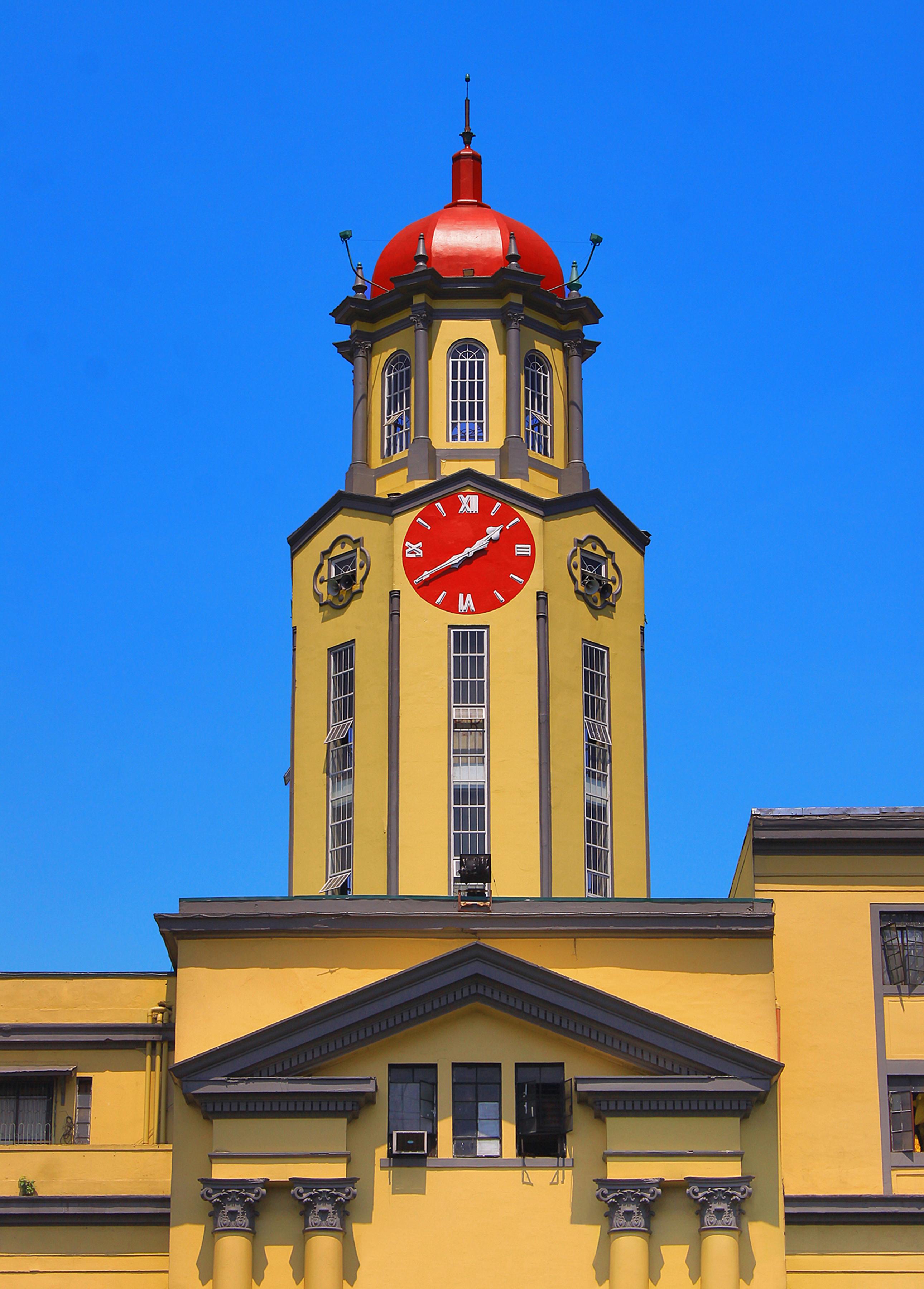Manila City Hall Clock Tower