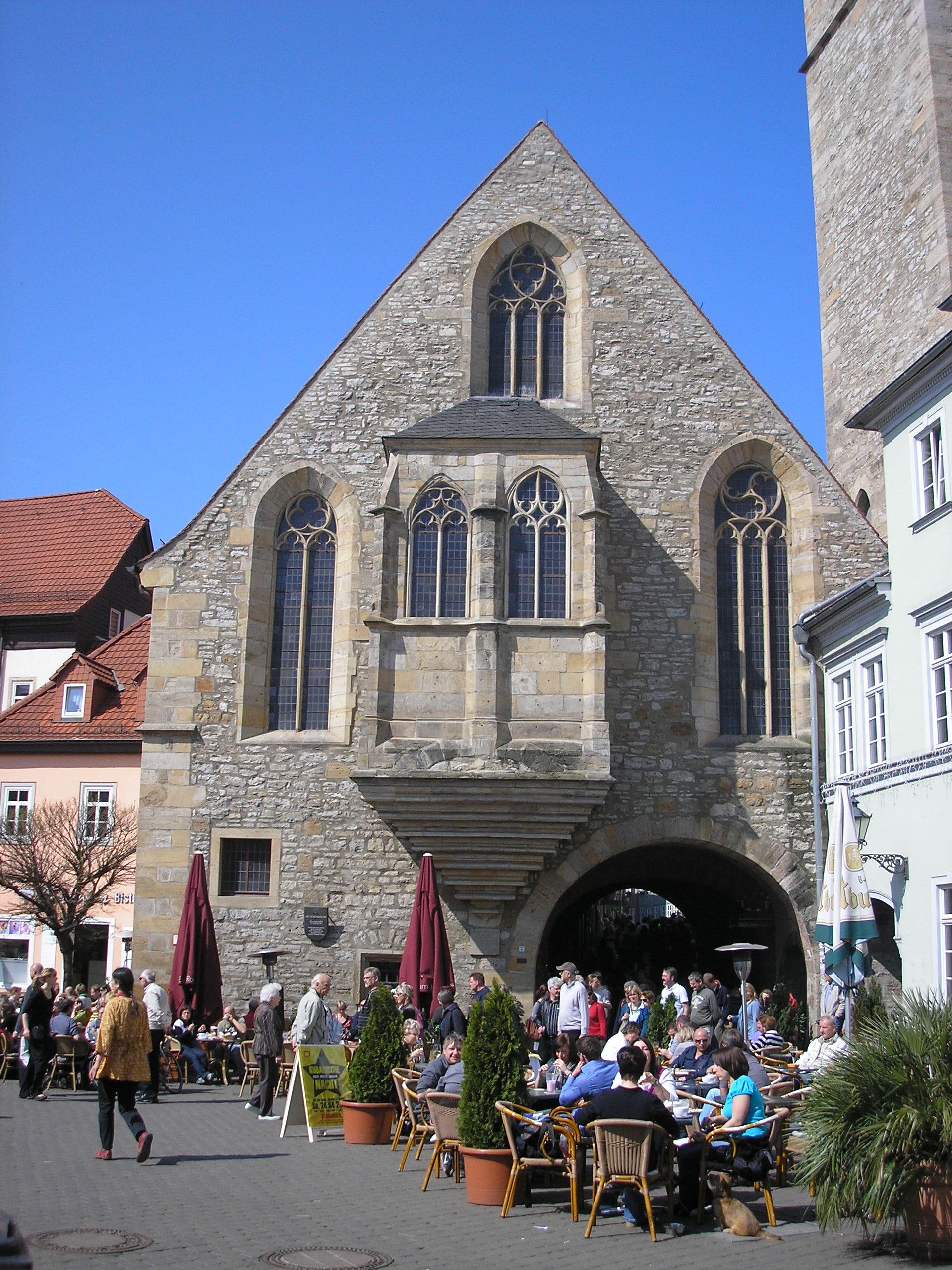 Media Expert Erfurt file ägidienkirche erfurt jpg wikimedia commons