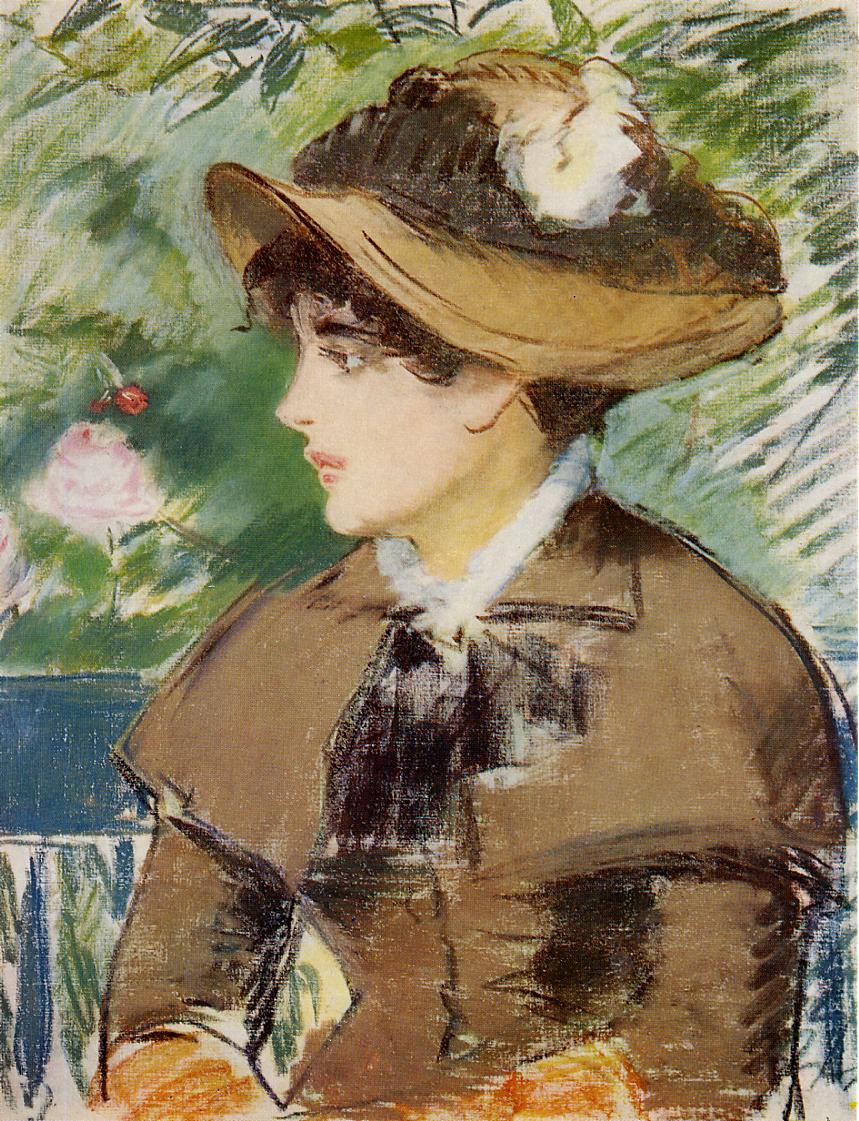 File 201 Douard Manet Woman On A Bench Jpg Wikimedia Commons border=