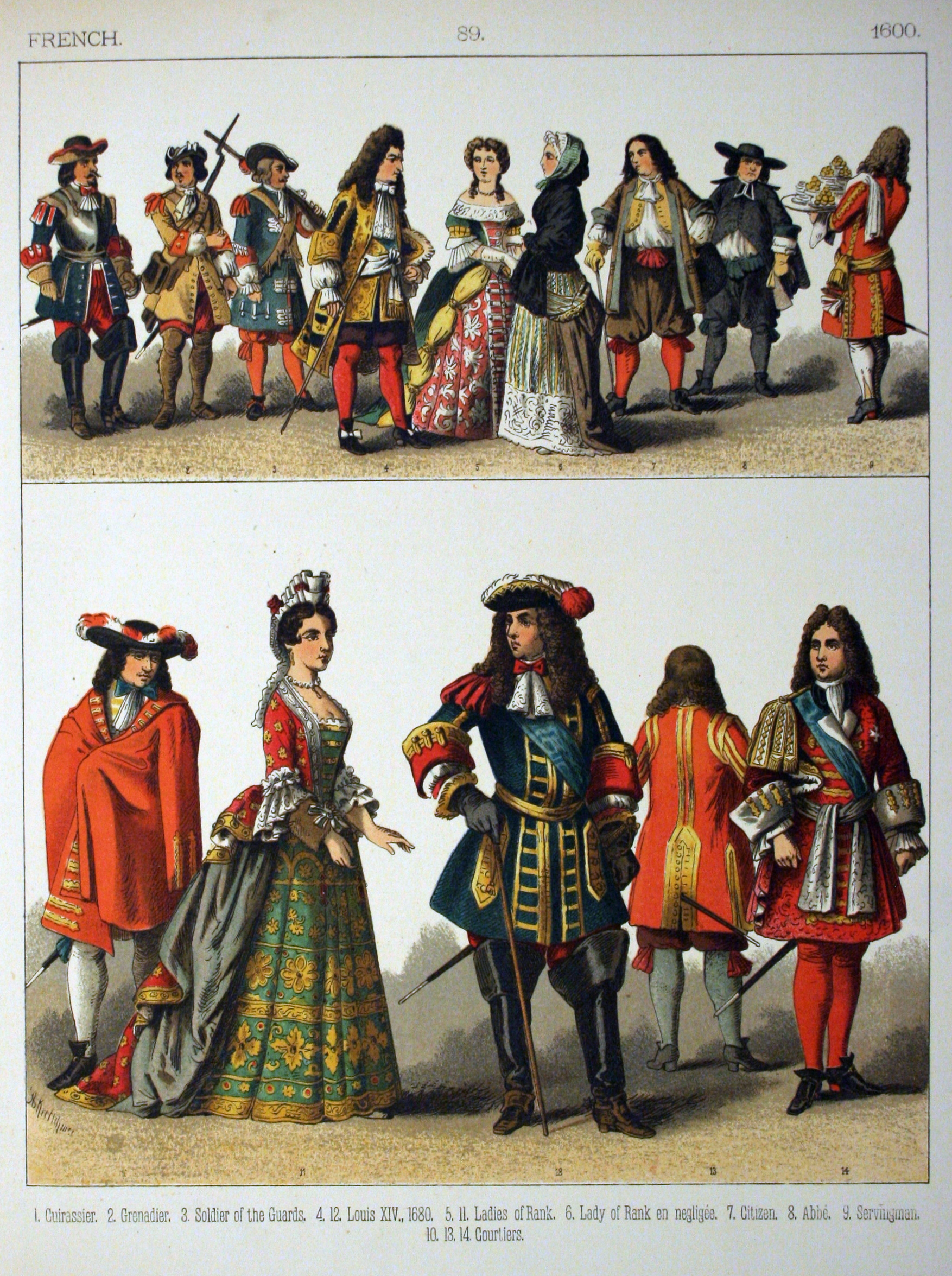 File:1670, French. - 089 - Costumes of All Nations (1882)