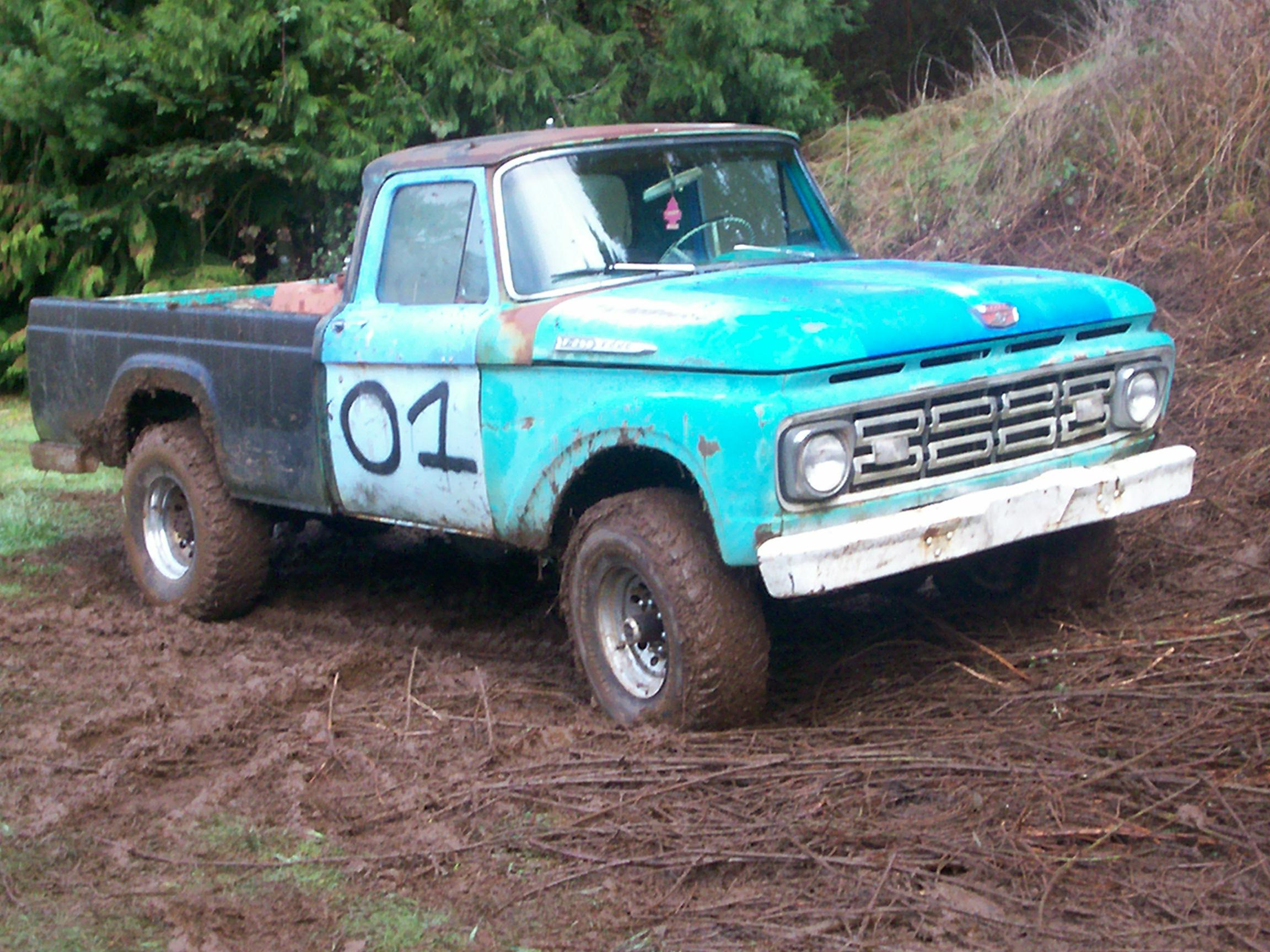 File 1961 ford f250 4x4 farm truck jpeg