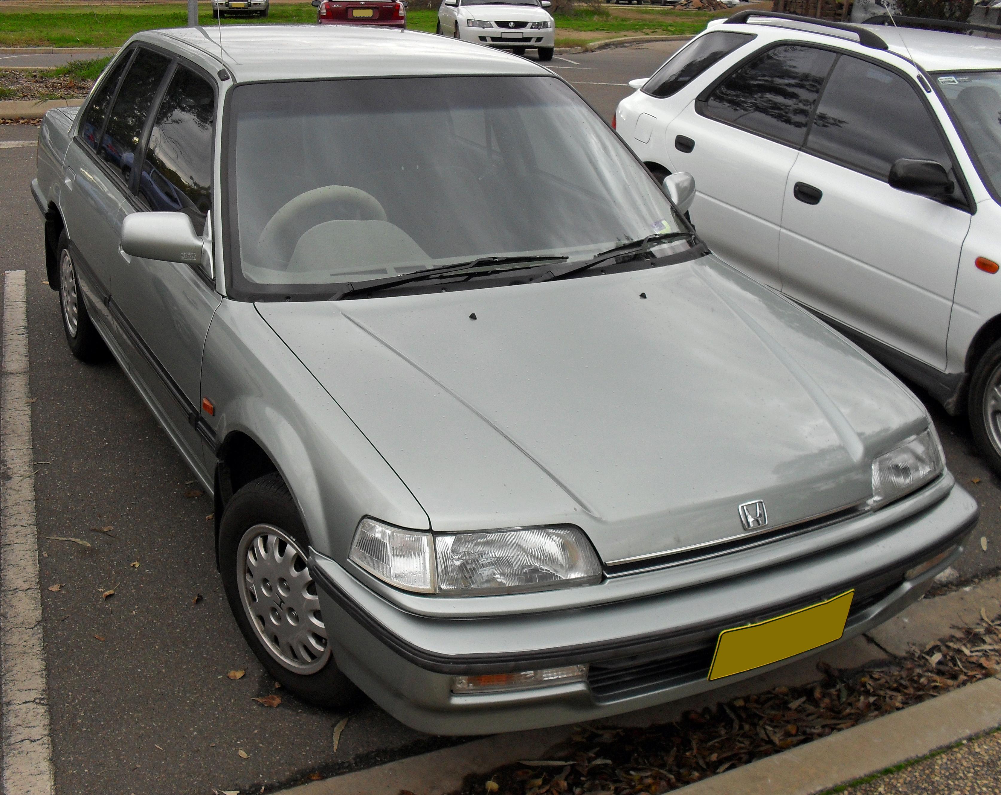 Kelebihan Honda Civic 1988 Top Model Tahun Ini