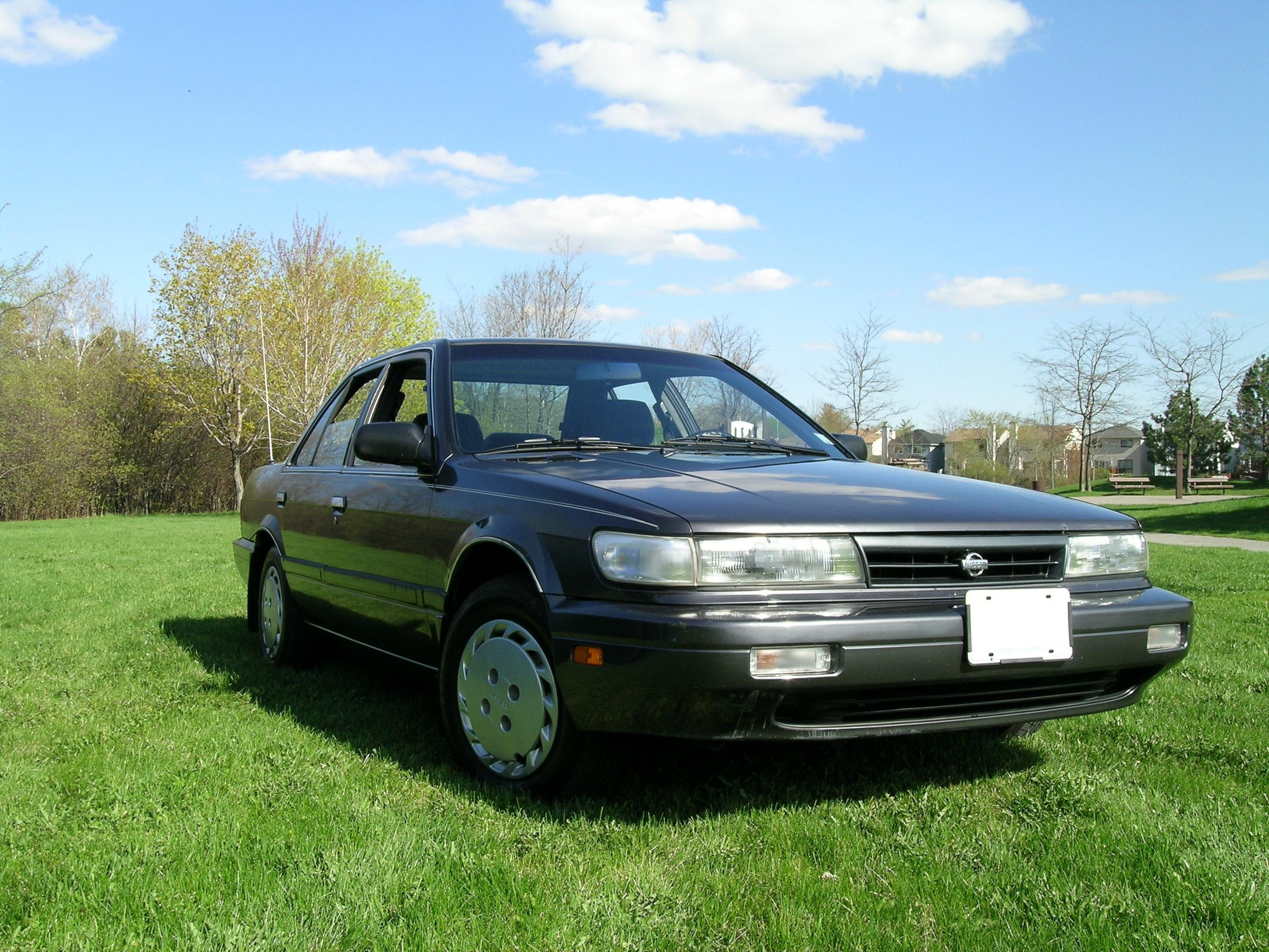Nissan 240SX Wiring Diagram furthermore 1994 Nissan Sentra Idle Air Control Valve Location furthermore 2002 Buick Rendezvous Transmission together with 1993 Maxima Ignition Switch Diagram together with Geo Tracker Front Axle. on 1991 nissan stanza engine diagram