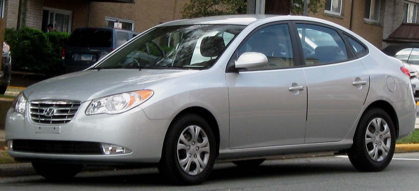 Hyundai Elantra  Car Sales