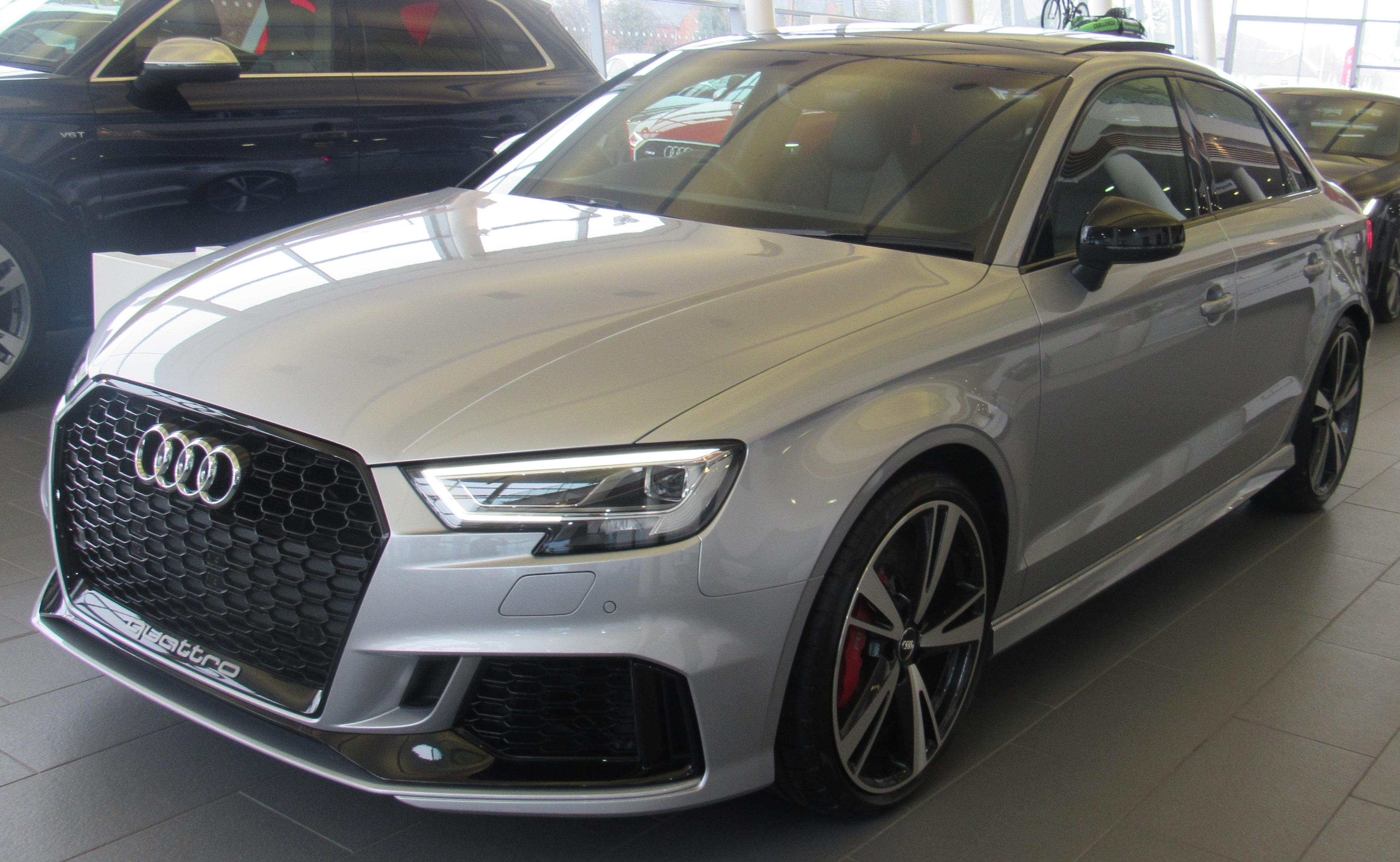Kelebihan Kekurangan Audi Rs3 Quattro Spesifikasi