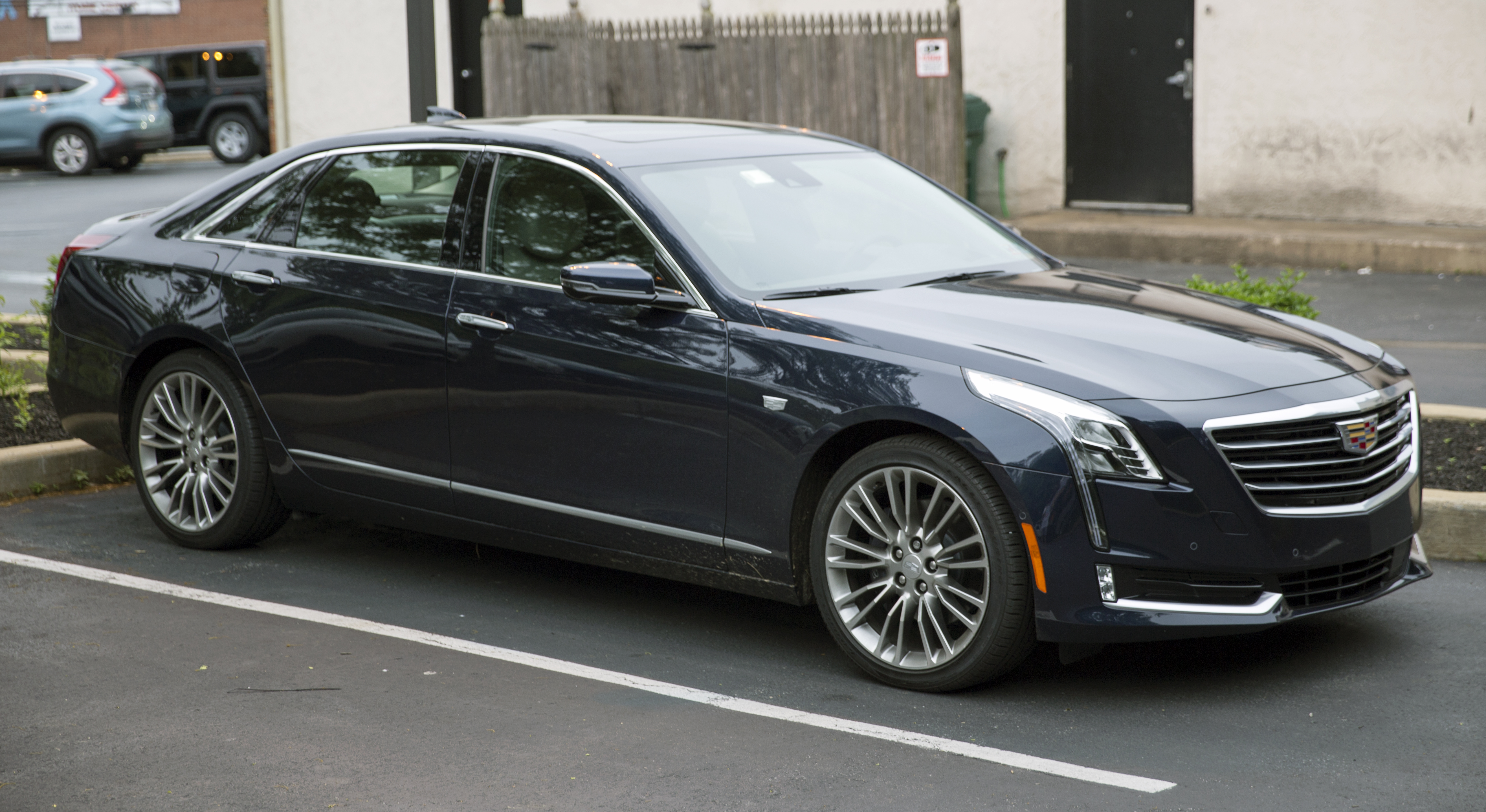 Cadillac Ct6 Wikipedia
