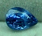 English: 0.43 carat, high quality, cornflower ...