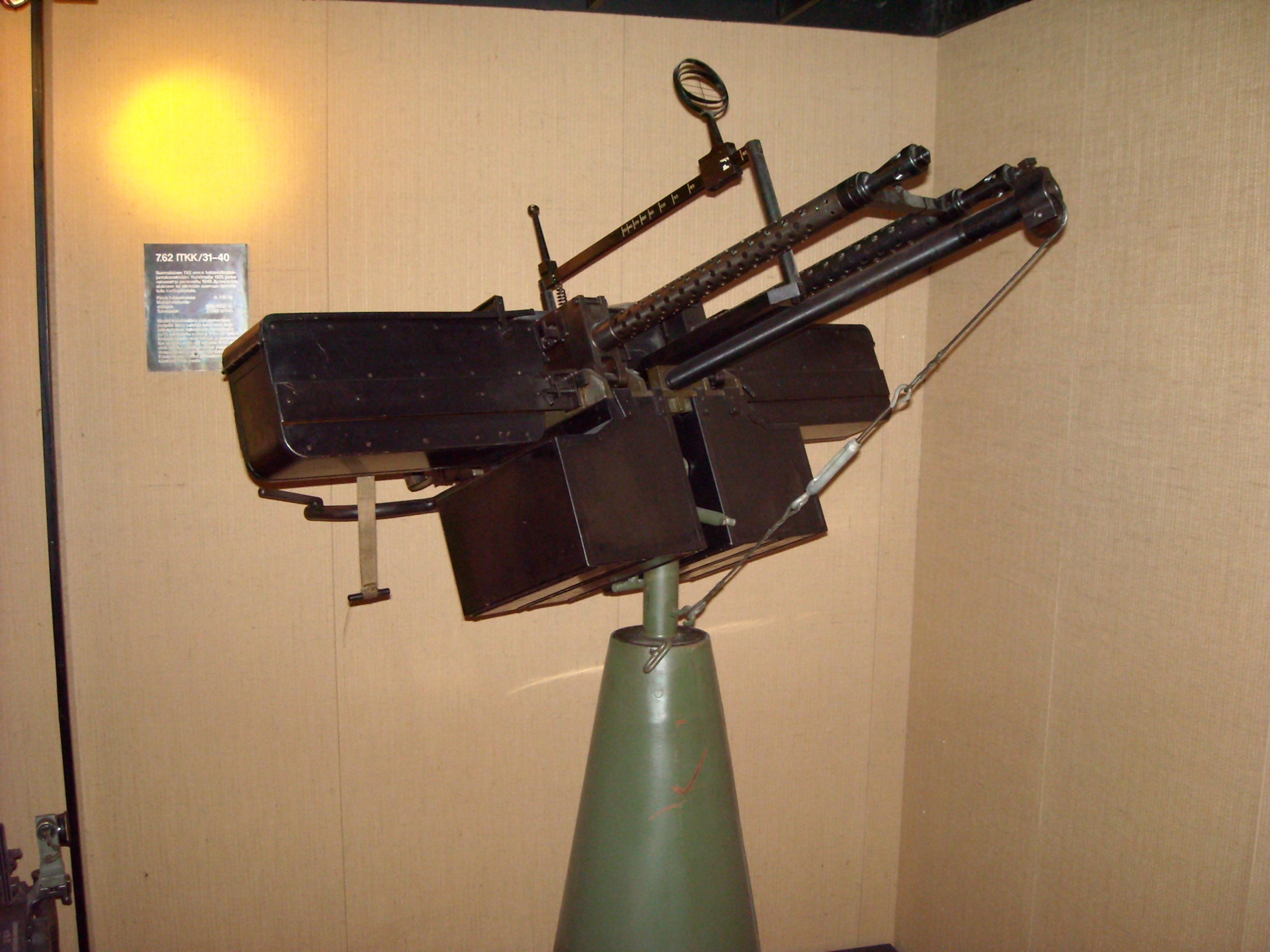 7 62 machine gun