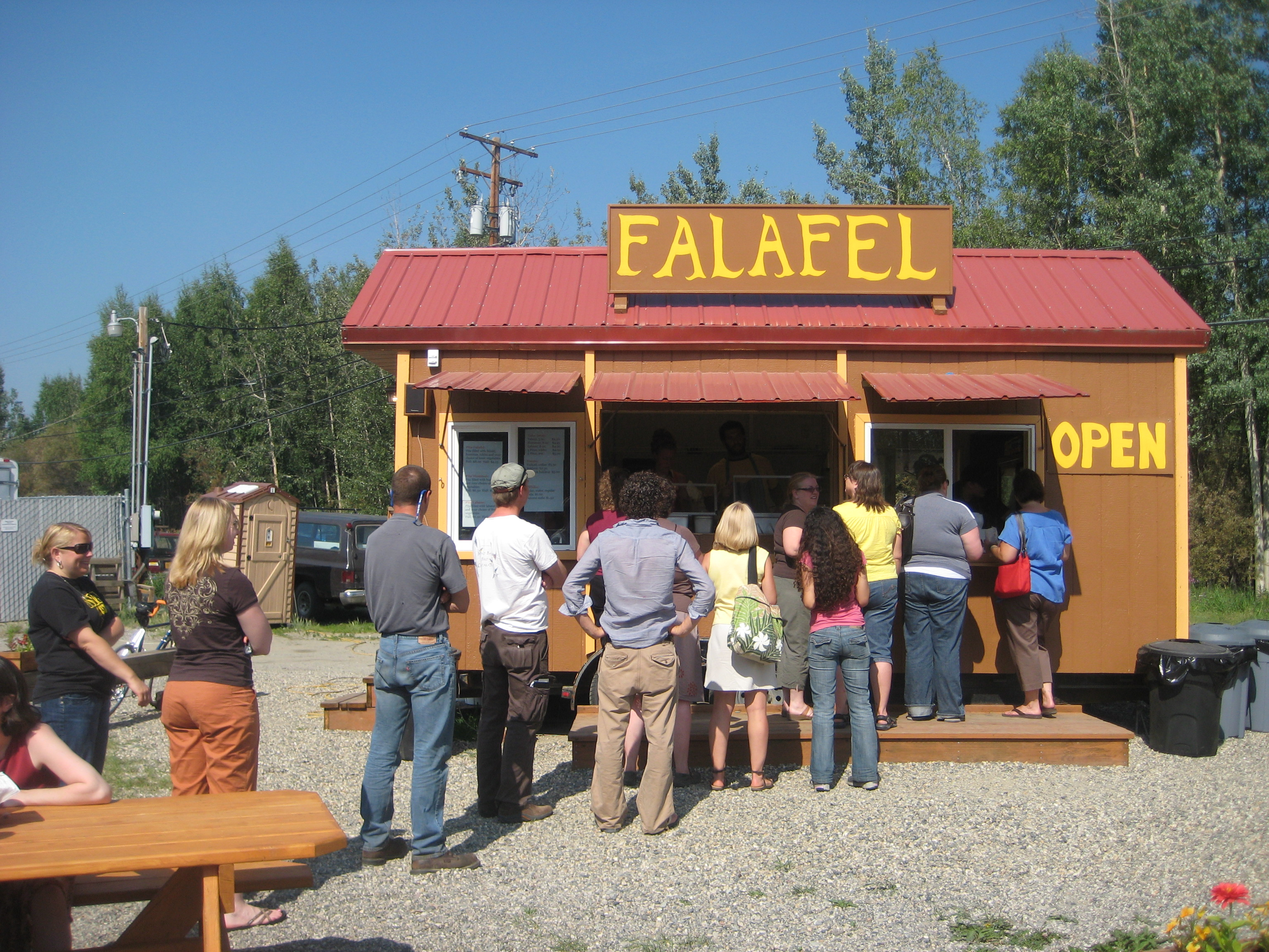 File a falafel shop in fairbanks wikimedia commons for Alaskan cuisine history