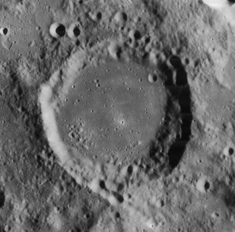 Kurdish Muslim Who Has a Lunar Crater - About Islam