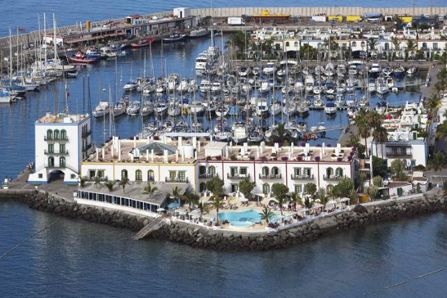 Gran Canaria Hotels Mit Waberrutschen