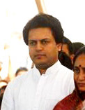 Amit Deshmukh Indian politician