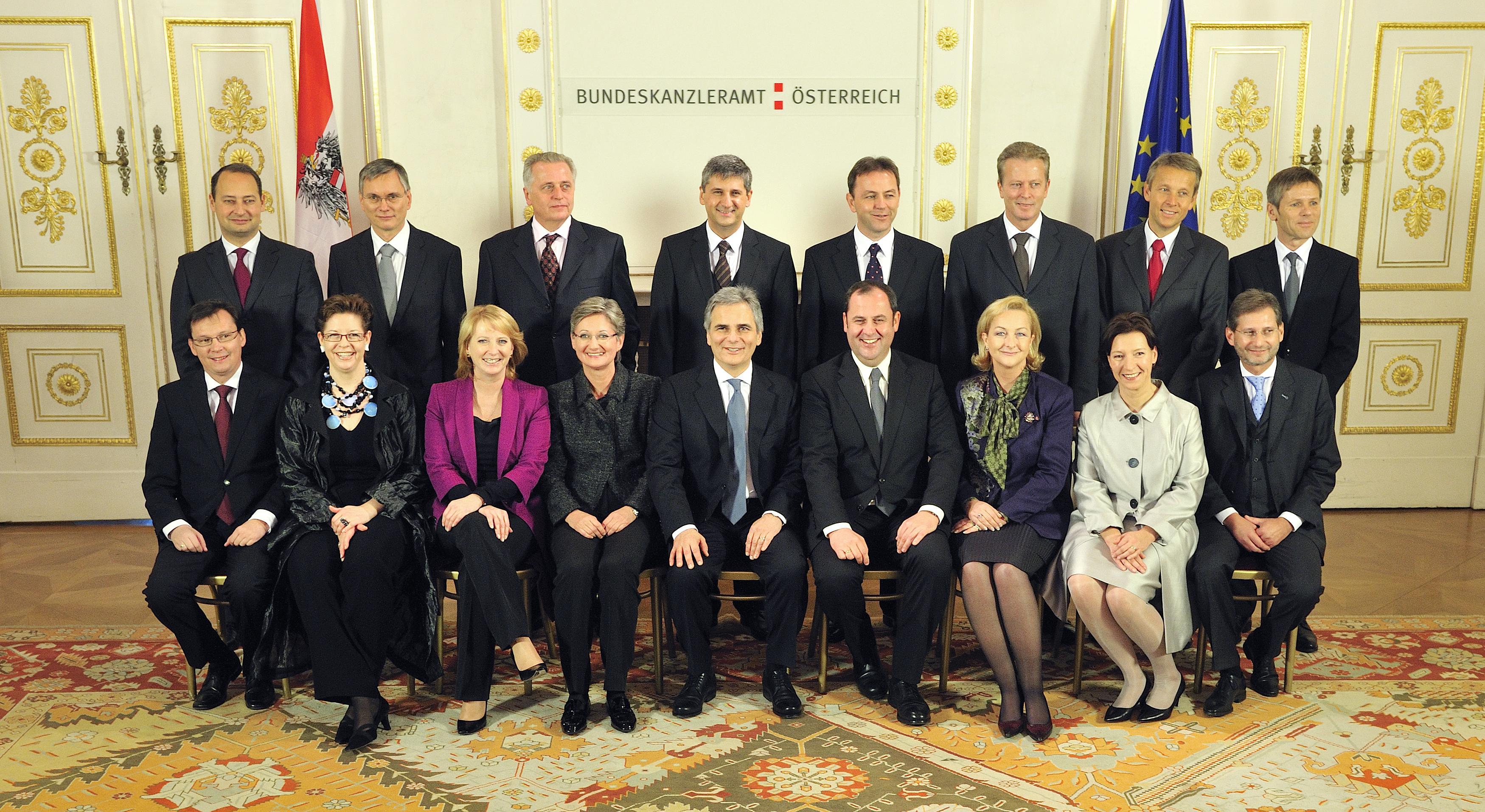 kabinett österreich