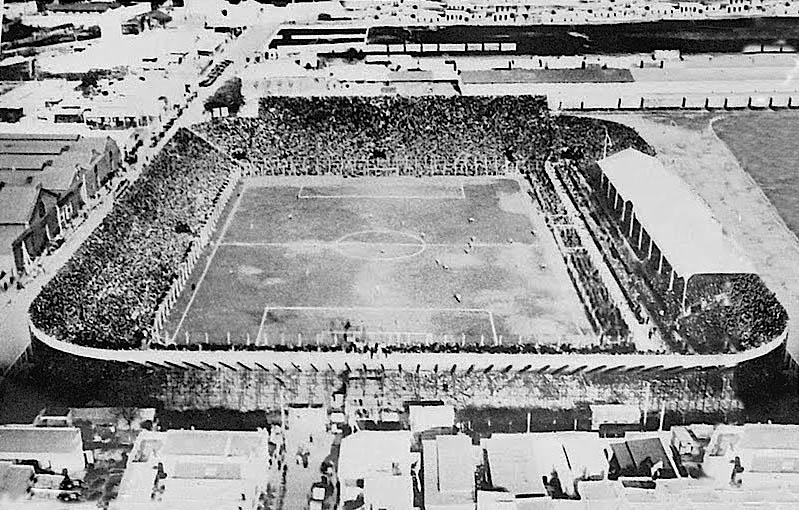 Antiguos estadios del futbol argentino taringa for Puerta 6 estadio newells