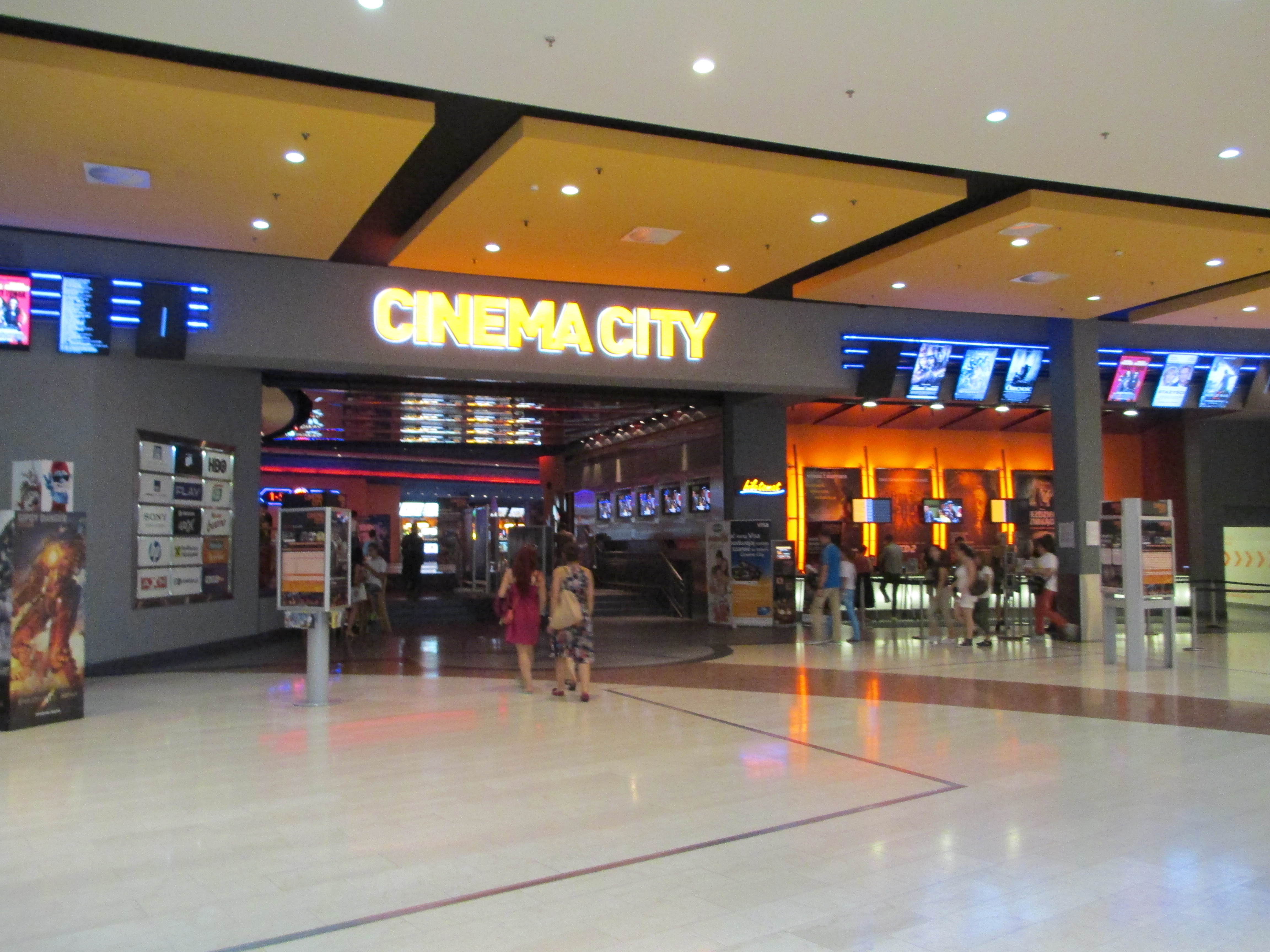 Food City Movie Theater