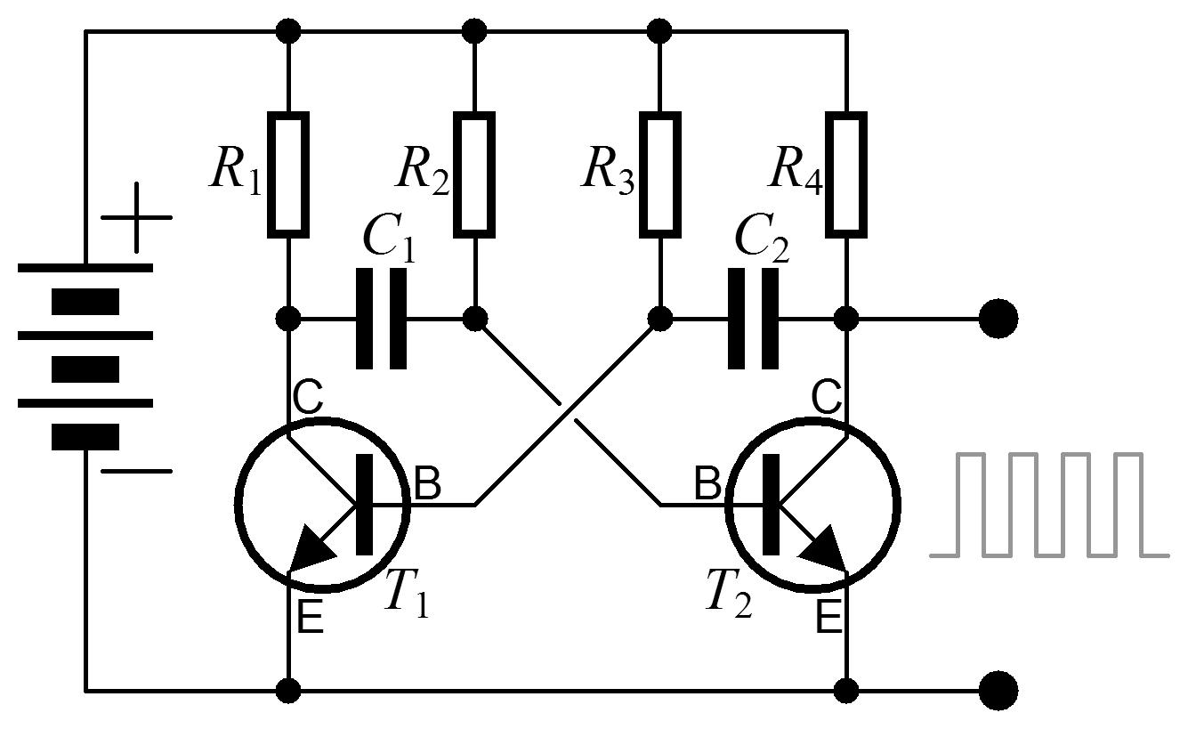 Commit Electronic multi vibrator